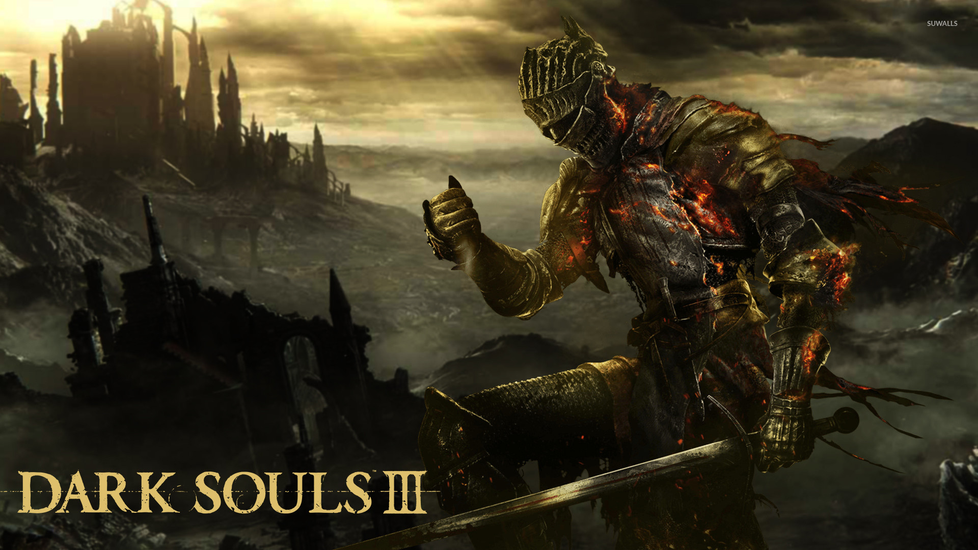 1920x1080 Dark Souls Iii Wallpaper Desktop Background Is 4K Wallpaper