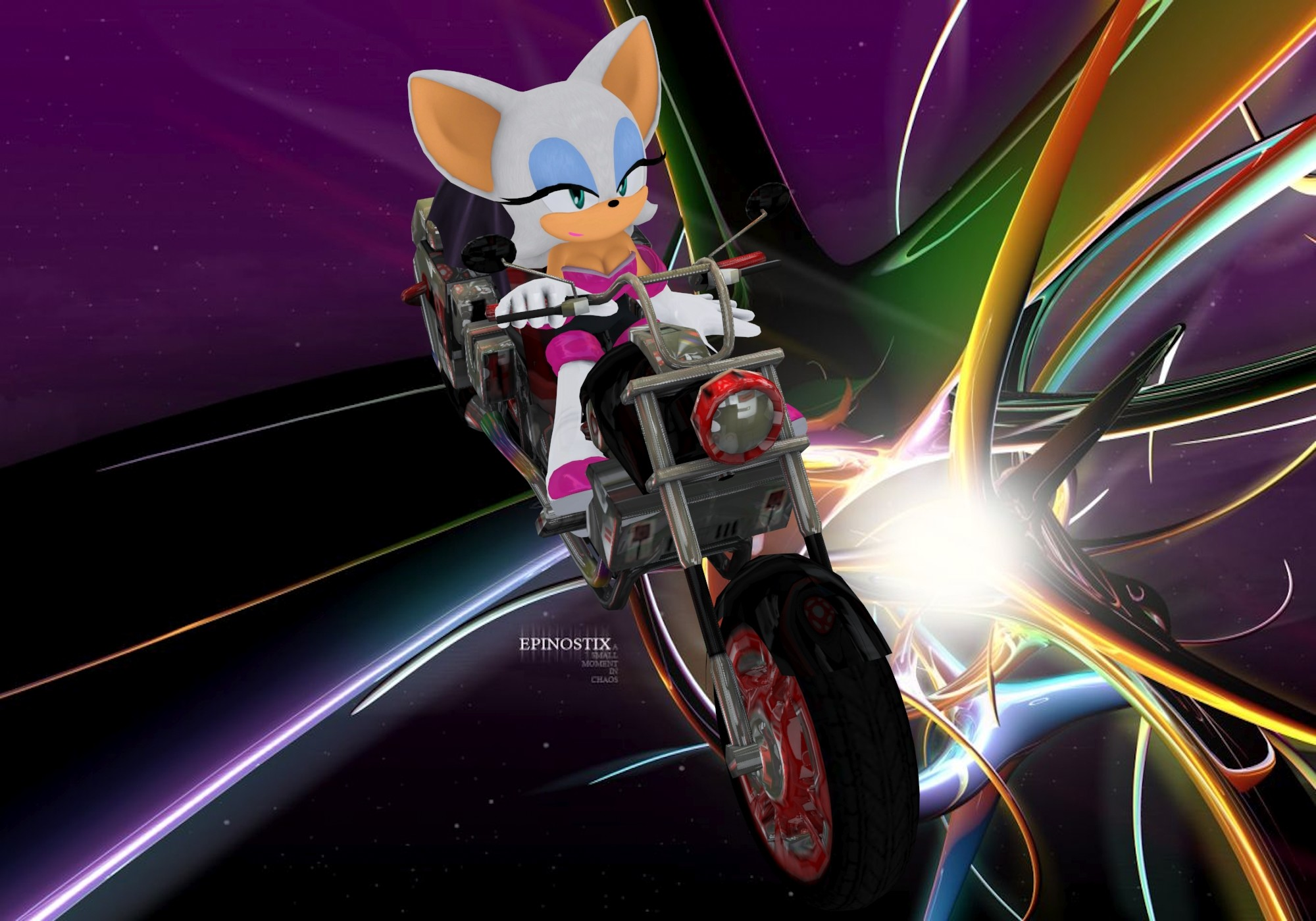 2000x1399 stay cool with Sonic and Shadow images Rouge on shadow's bike HD wallpaper  and background photos