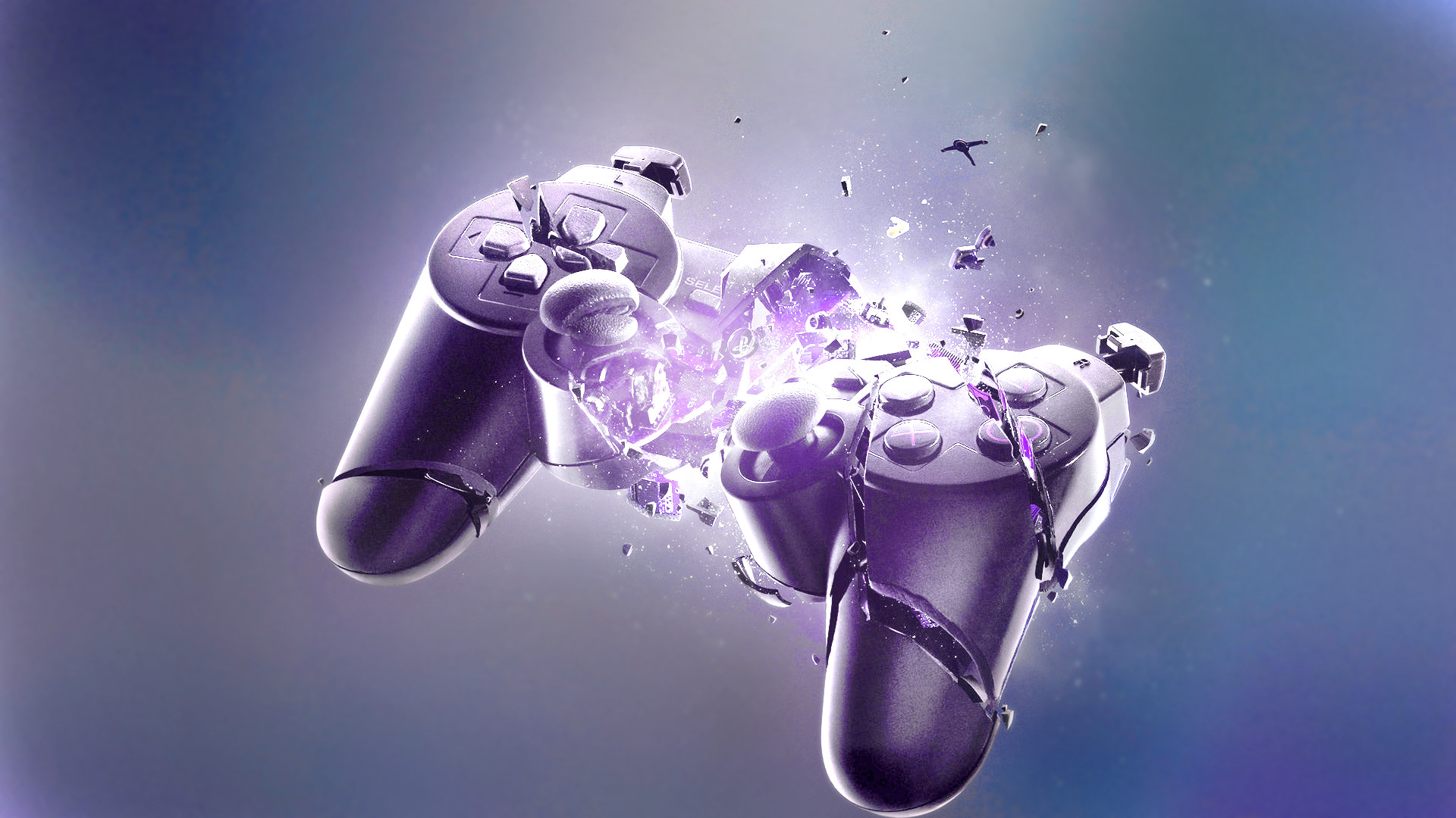 Gamer Thug Controller Hd Wallpapers: Playstation Controller Wallpaper (75+ Images