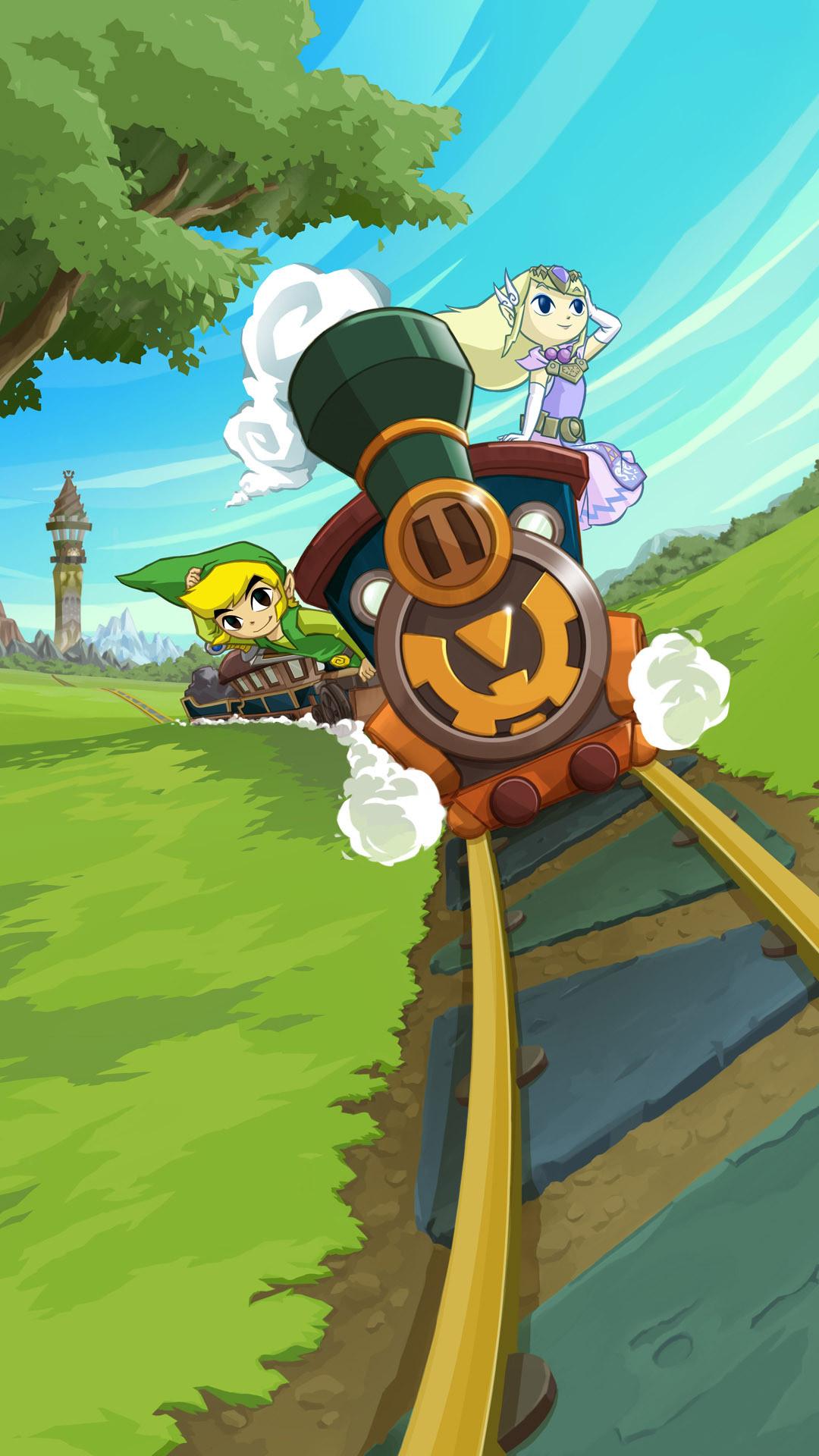 Legend of Zelda iPhone Wallpaper (74+ images)