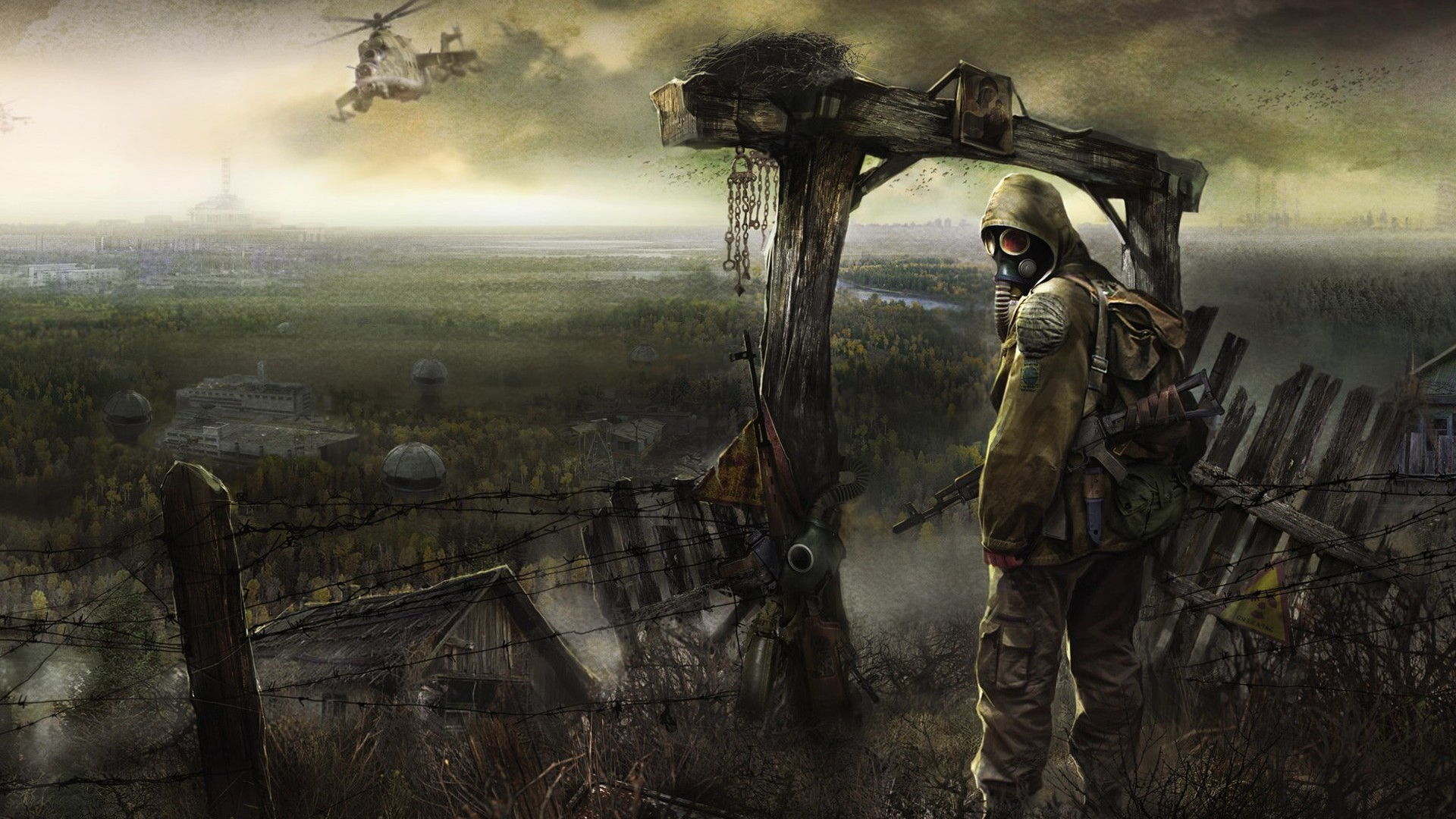 1920x1080 Stalker Clear Sky HD Wallpapers #14 - .