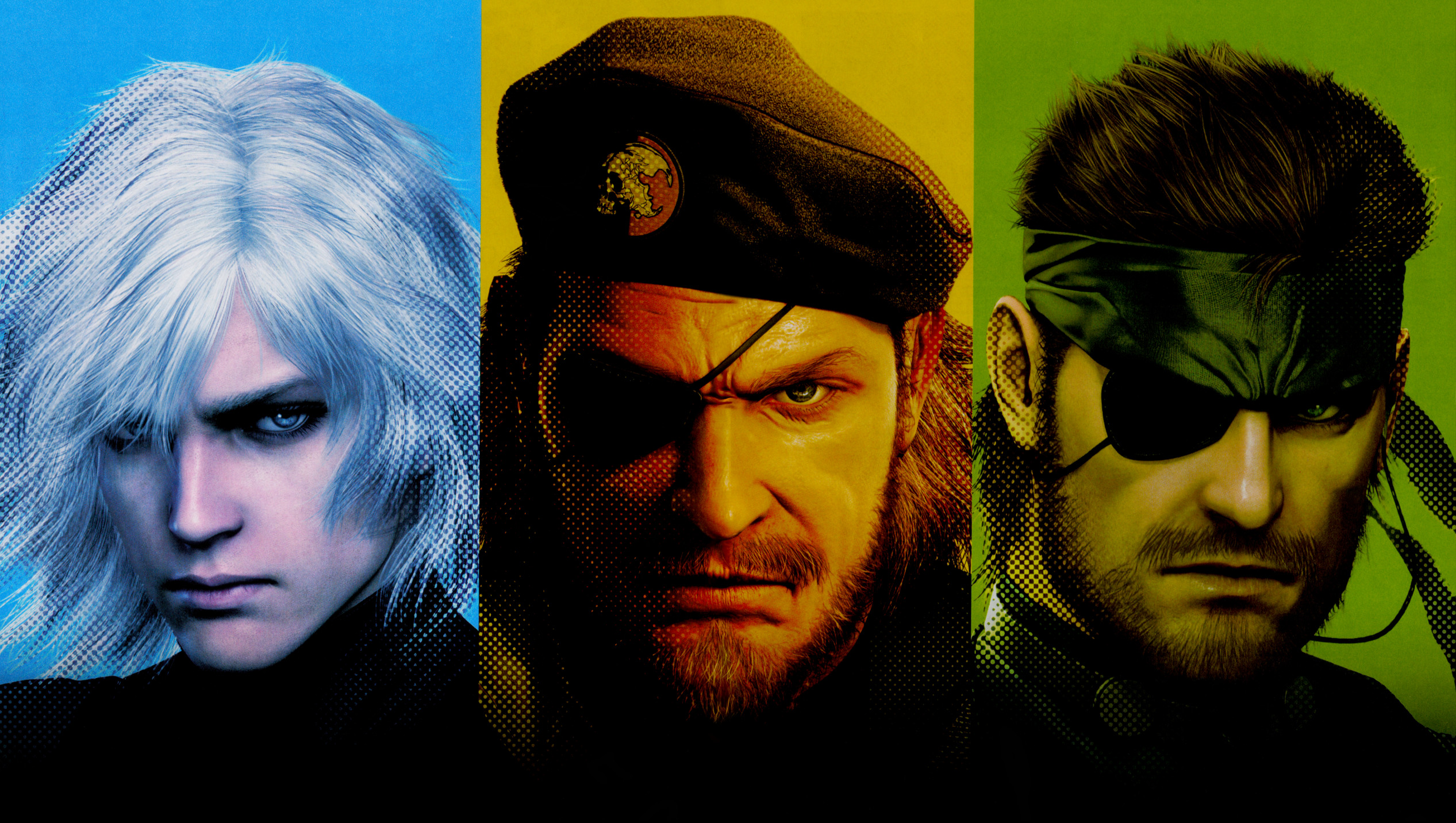 2533x1432 ... theDisappointment Metal Gear Solid HD Collection Wallpaper by  theDisappointment