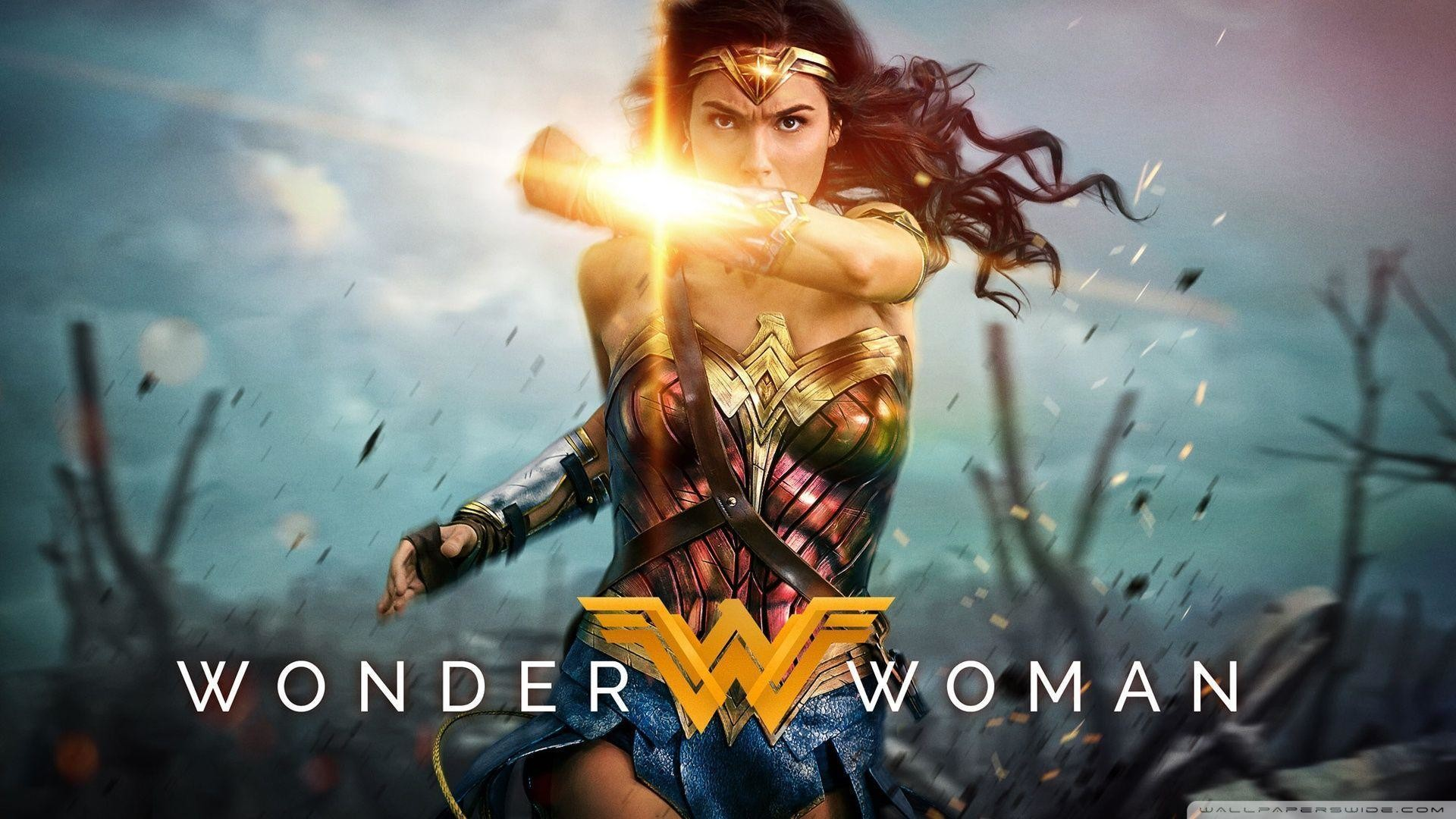 1920x1080 Download free Wonder Woman Wallpaper HD 1