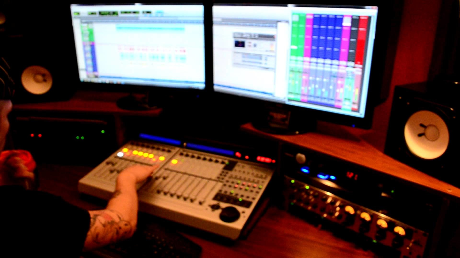 1920x1080 A Look inside Ninth Year Music Production Studios (NyM-Pro)
