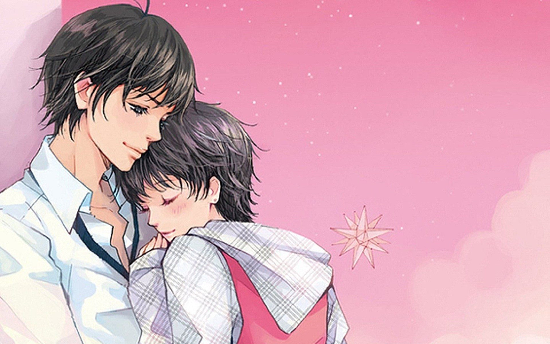 1920x1200 Sweet Romantic Young Couple Hugs Wallpapers | HD Wallpapers Rocks