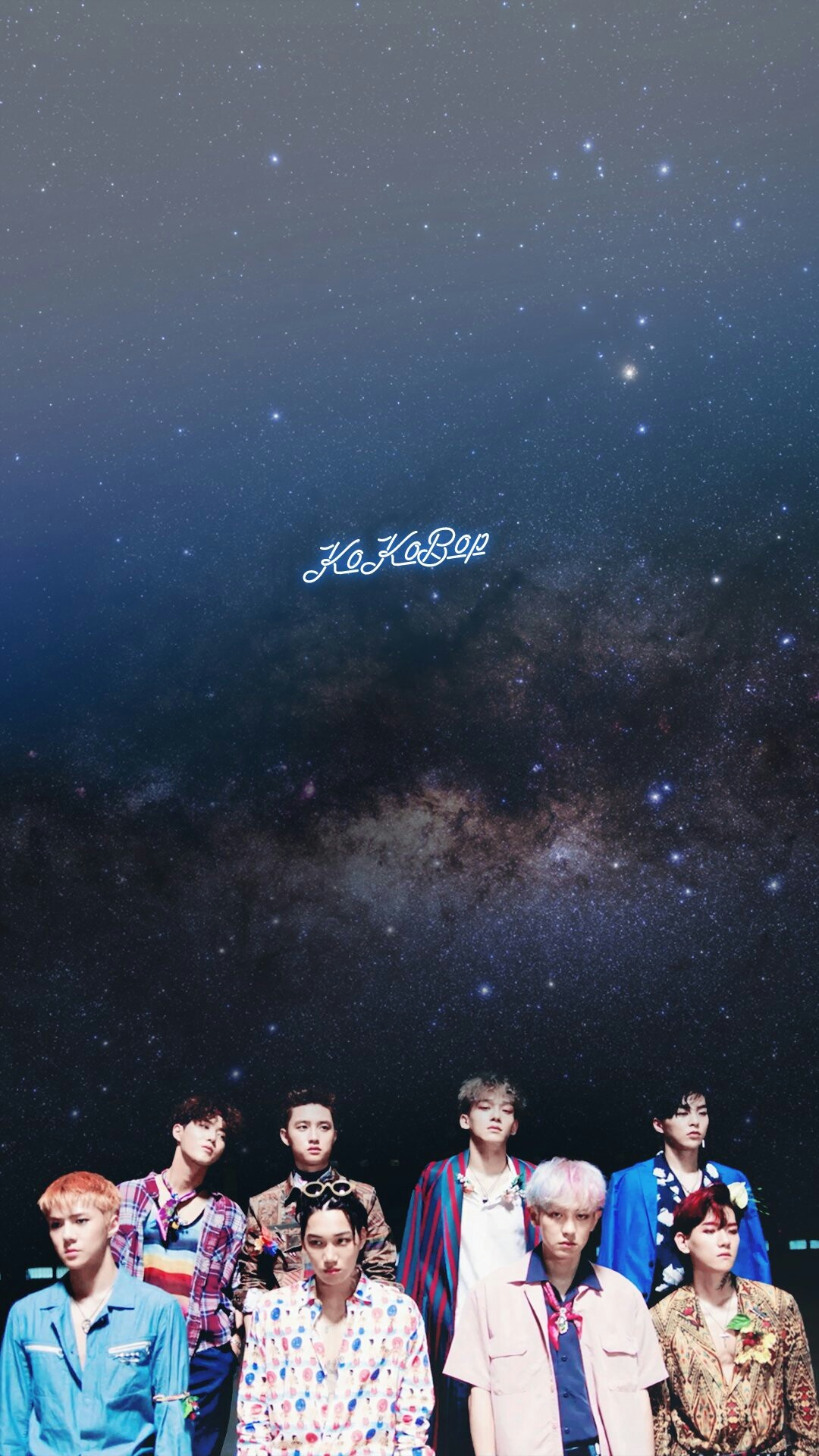 Exo Wallpaper For Iphone 78 Images