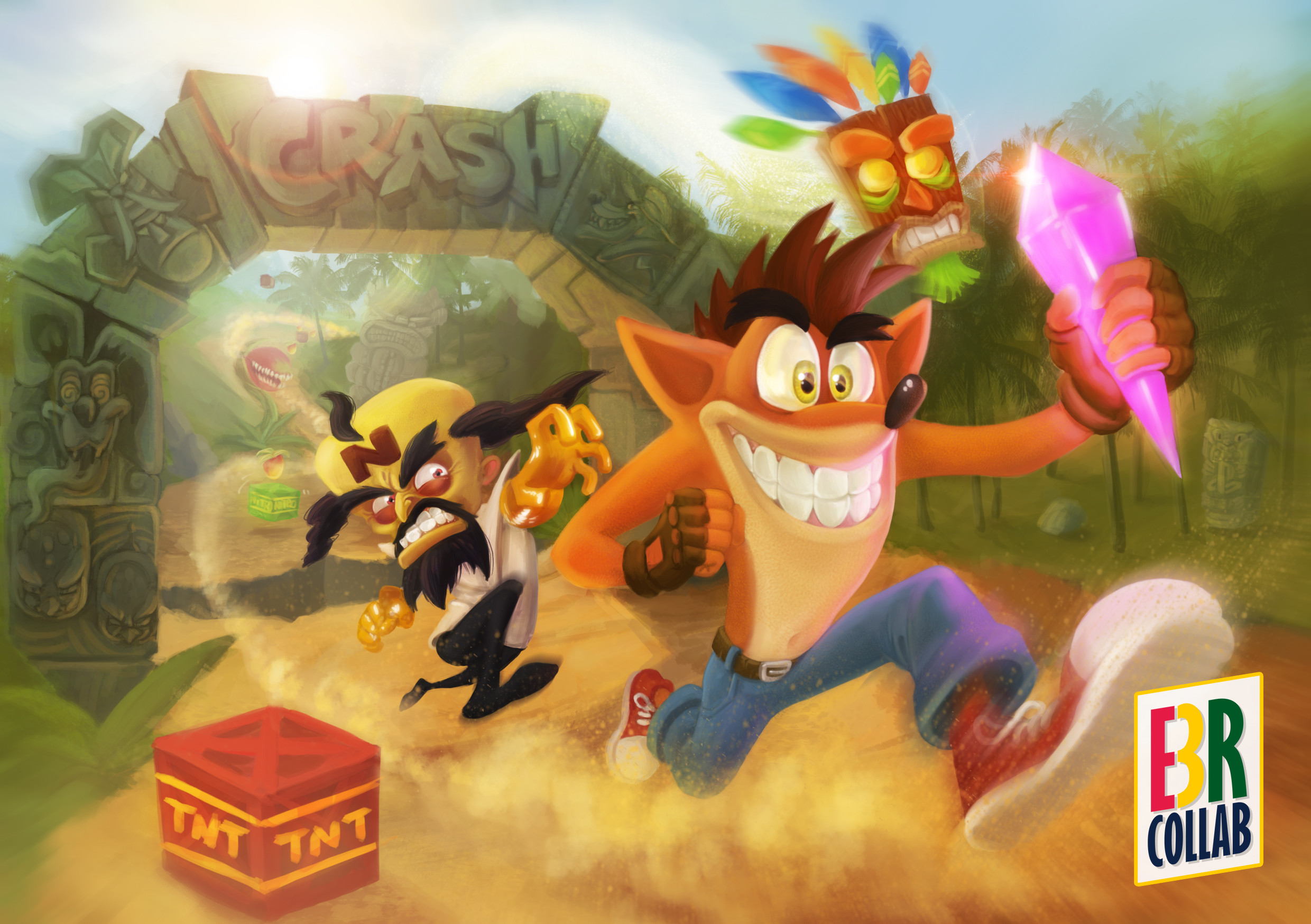 Crash Bandicoot Wallpapers (67+ images)