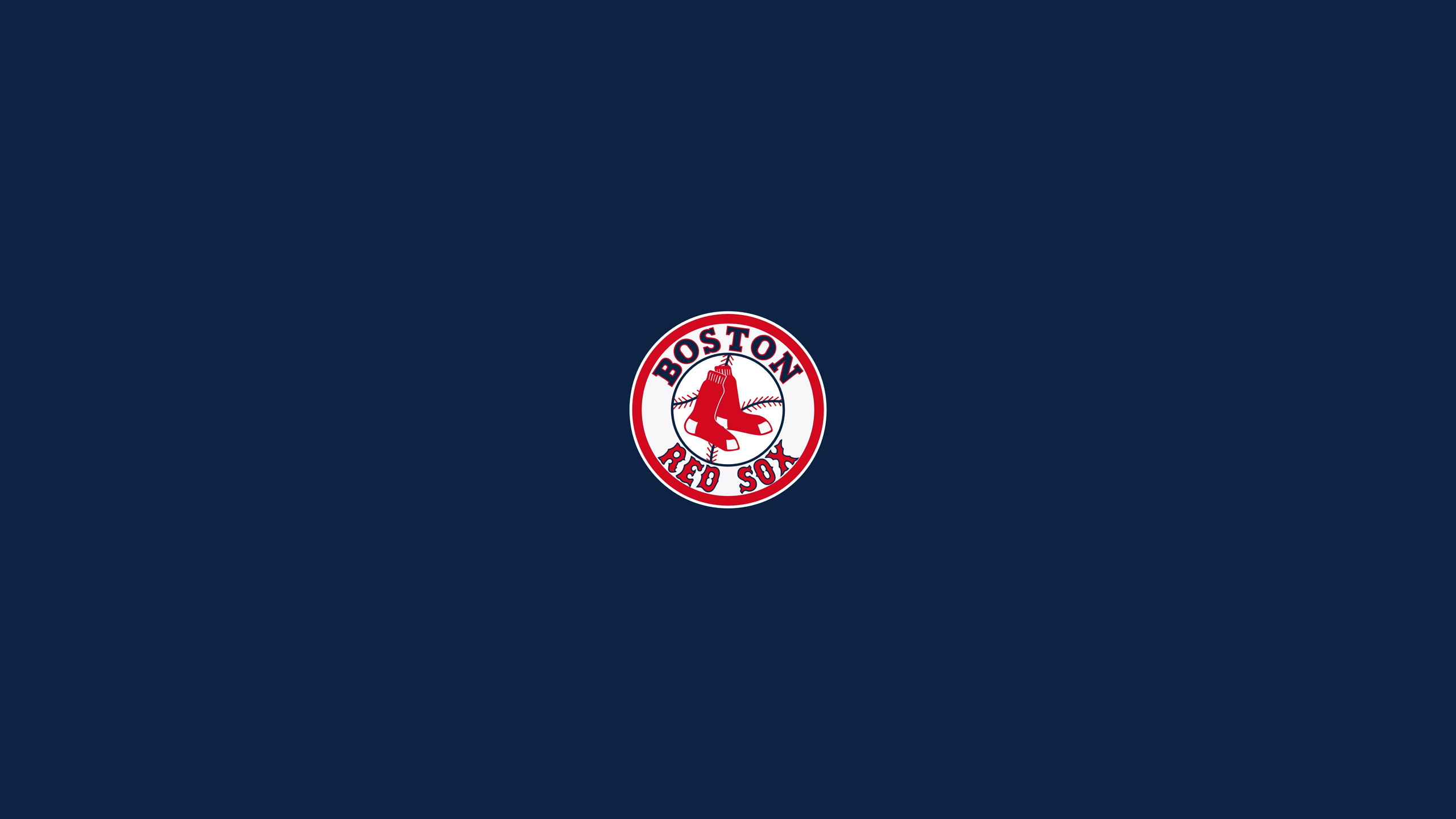 2560x1440 Red Sox Logo Wallpapers - Wallpaper Cave