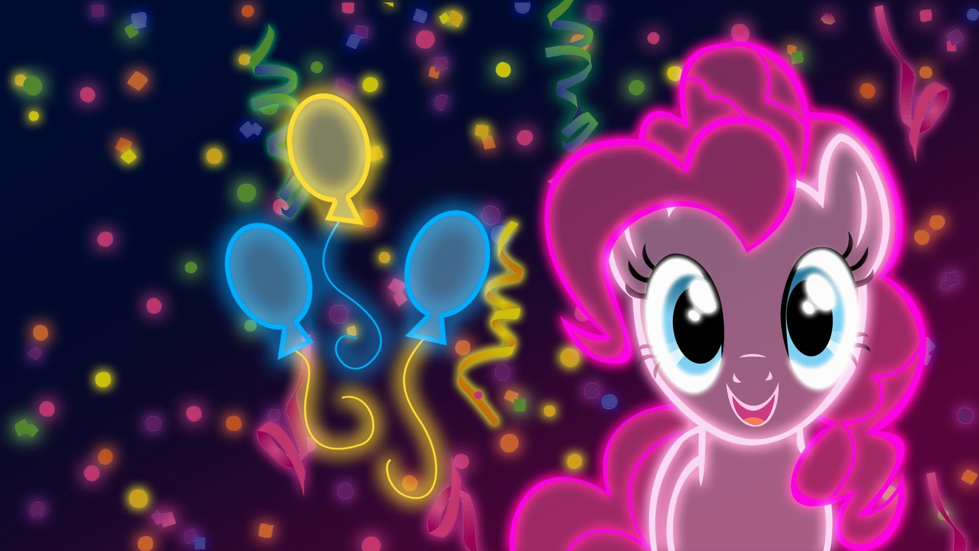 1920x1080 Neon-pinkie-pie-wallpaper-HD-MLP