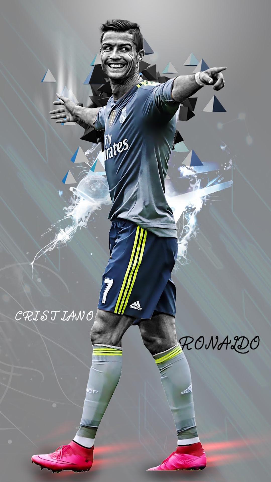 1080x1920 Cristiano Ronaldo iPhone Wallpaper HD