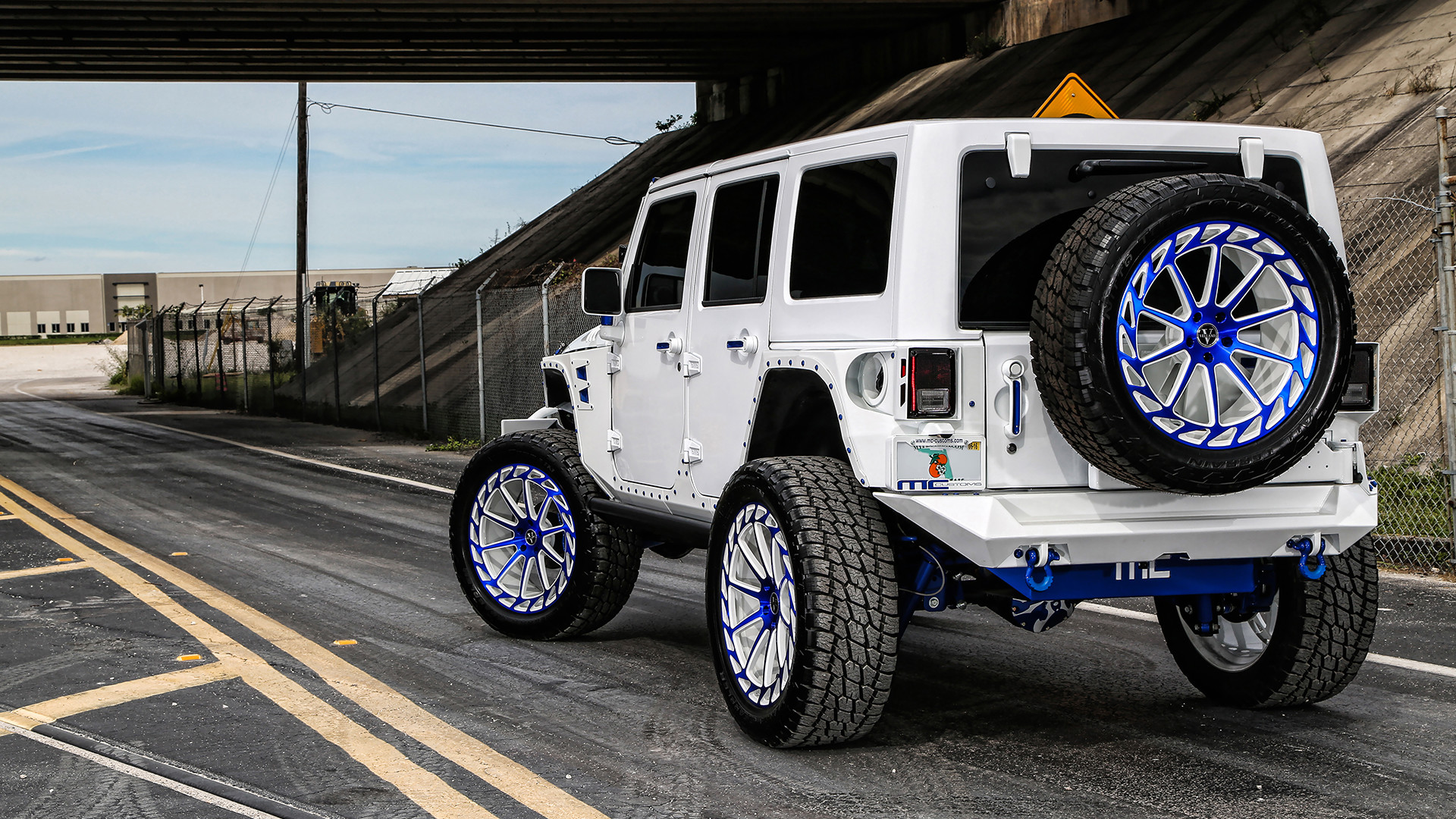 1920x1080 ... Click to enlarge image Jeep_Wrangler_White_MC_Customs_DUB_11_edit.jpg  ...