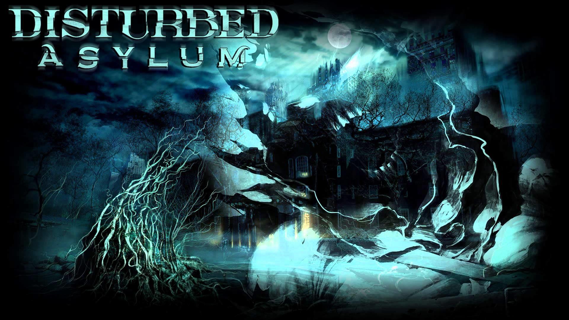 disturbed asylum wallpaper 61 images. Black Bedroom Furniture Sets. Home Design Ideas