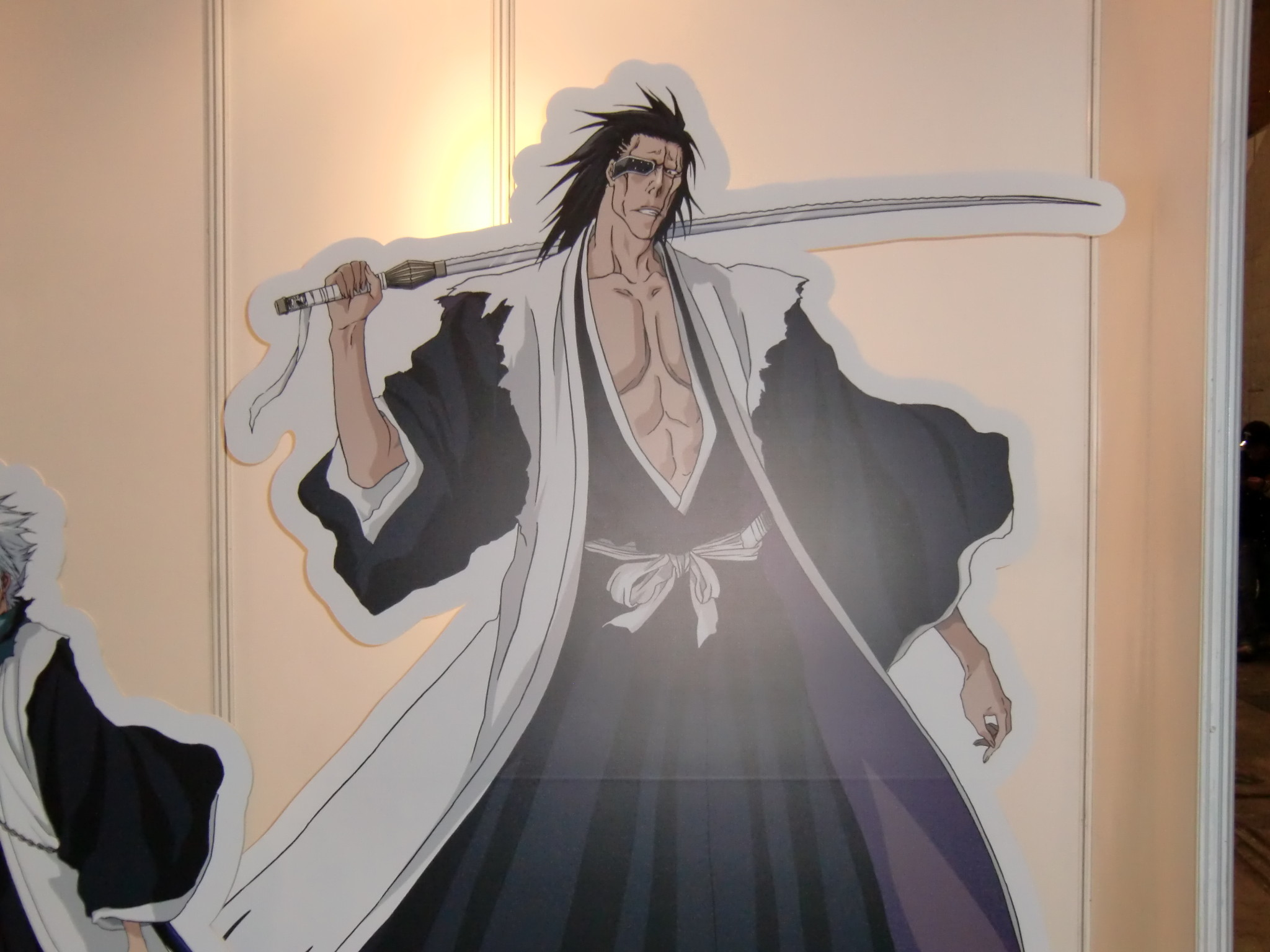 2048x1536 Kenpachi Zaraki by underwolf Kenpachi Zaraki by underwolf