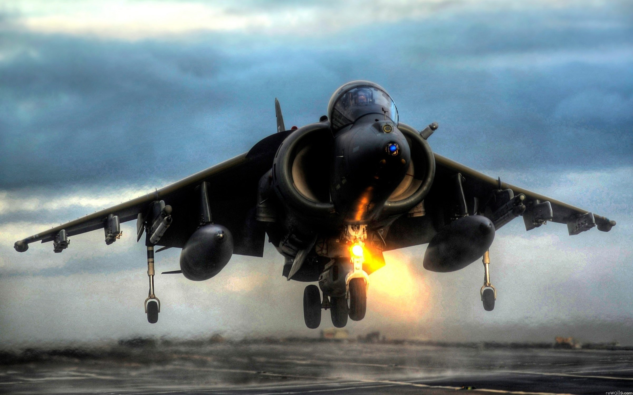2560x1600 Fighter Jets Take Off HD Wallpapers