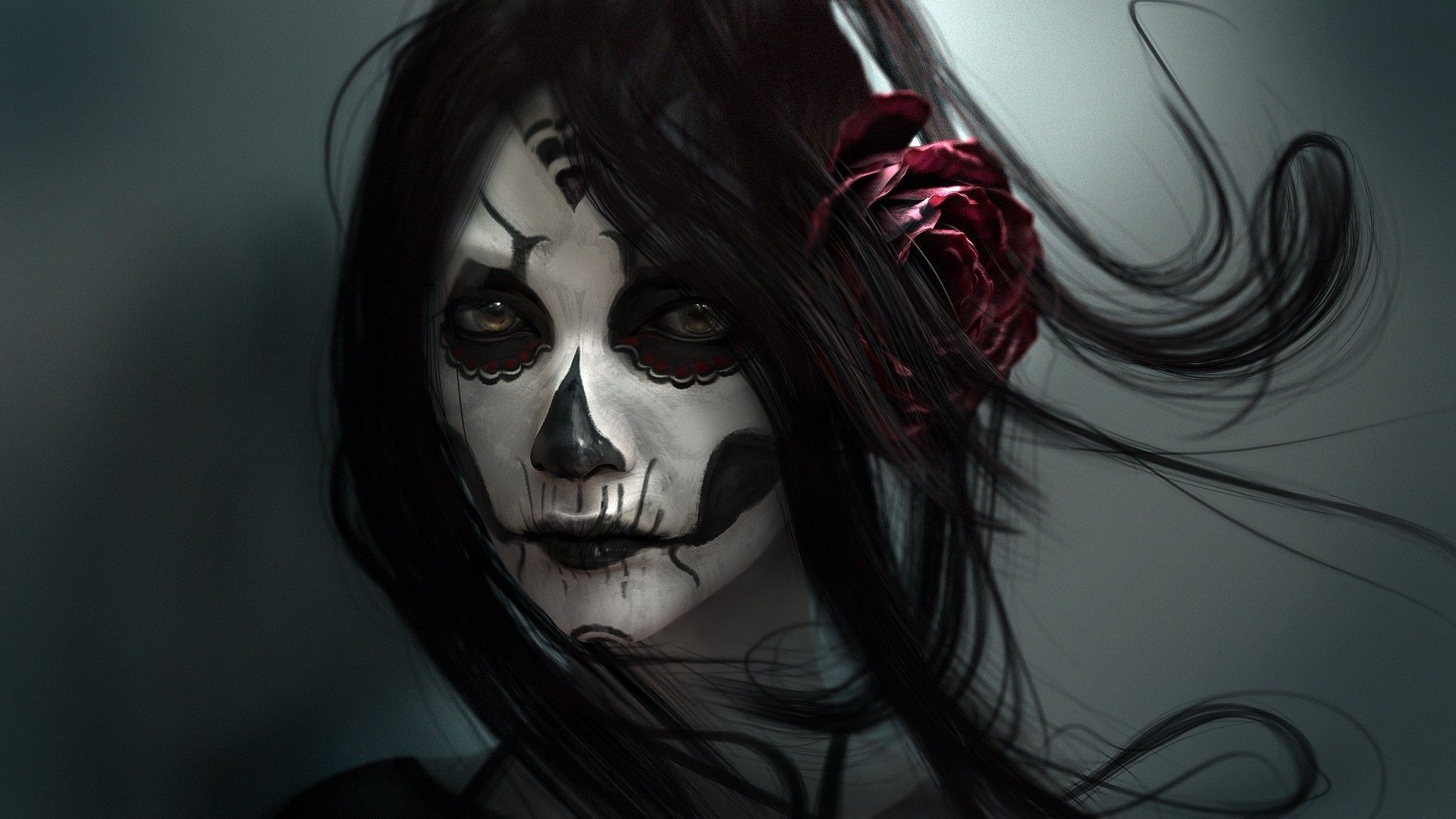 1920x1080 Skull Wallpapers Free Group | HD Wallpapers | Pinterest | Skull wallpaper  and Wallpaper