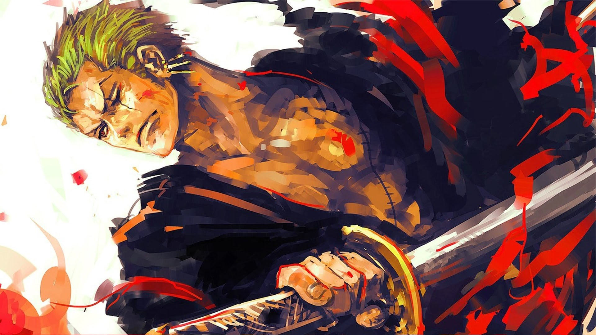 1920x1080 zoro one piece wallpaper hd #276559