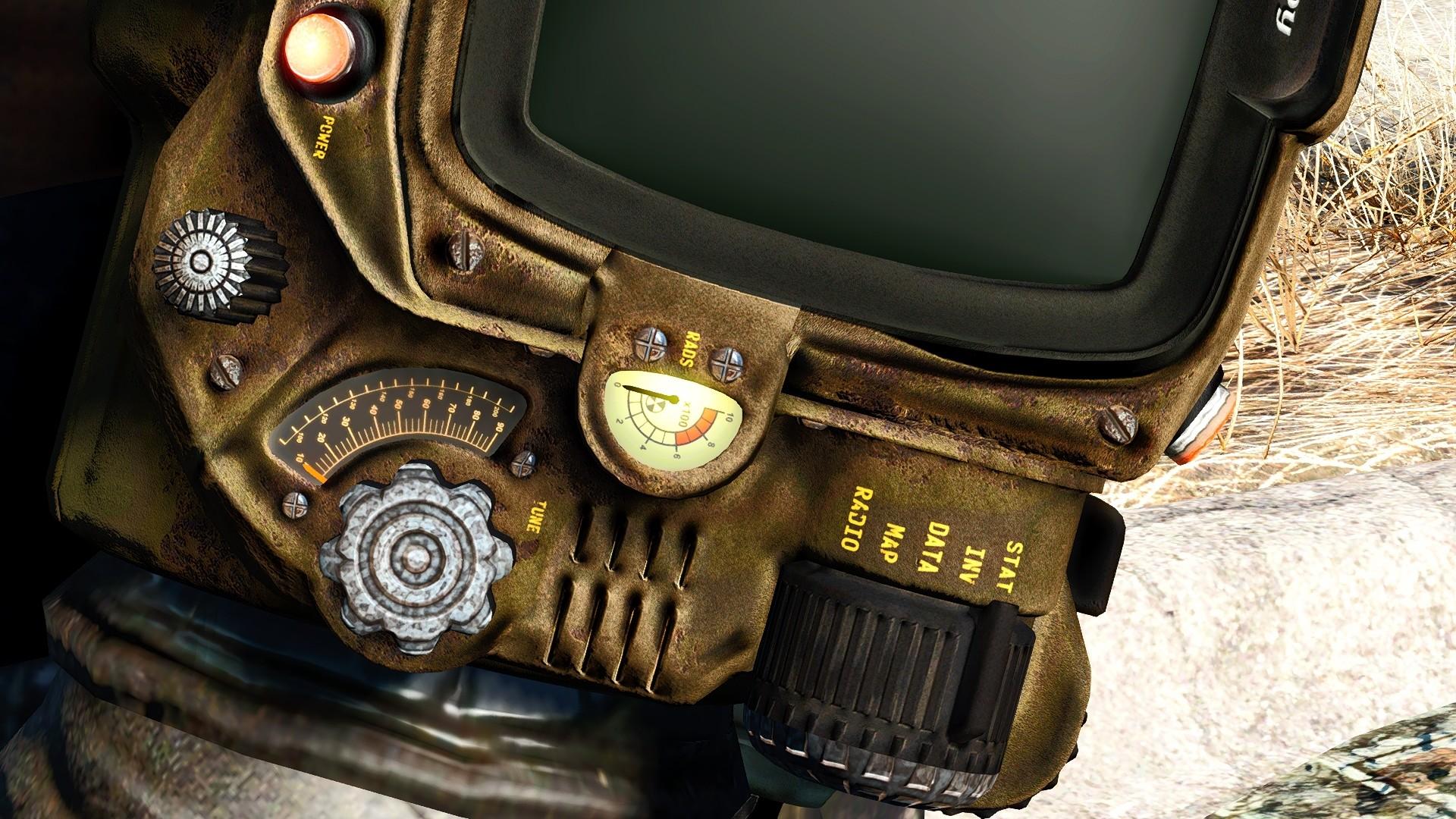 Fallout Pip Boy Wallpaper HD (76+ images)