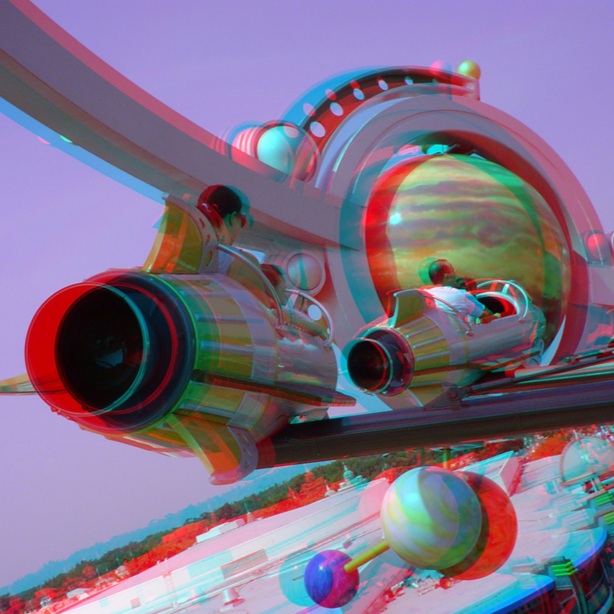 Anaglyph Wallpaper (61+ Images