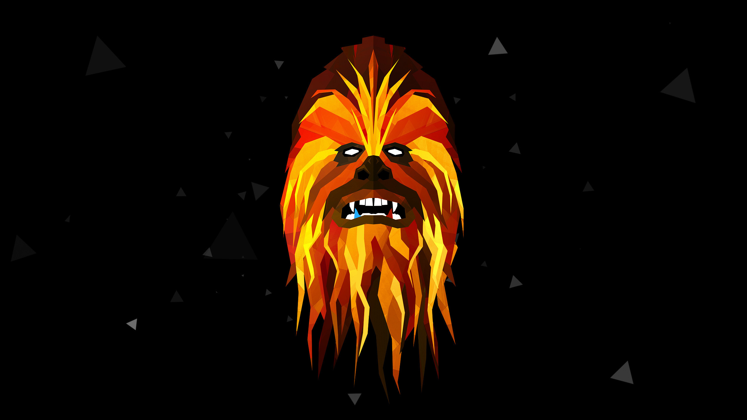 2560x1440 1920x1200 PC Chewbacca Wallpapers, Malte Debell