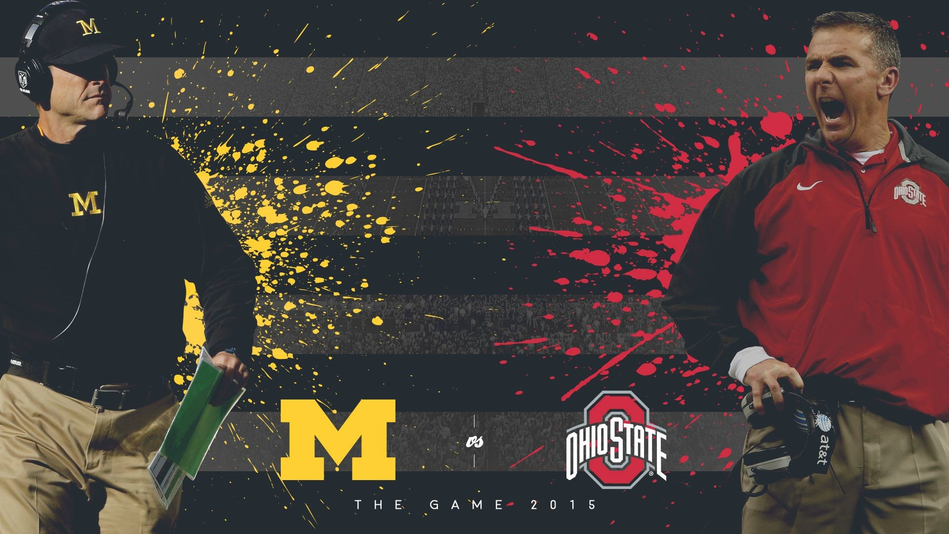 1920x1080 Free Michigan Wolverines Football Wallpaper
