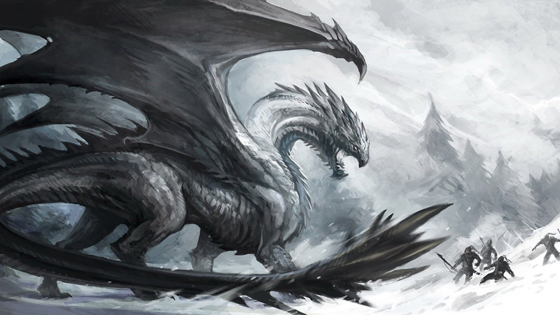 Black Dragon Wallpapers (65+ images)