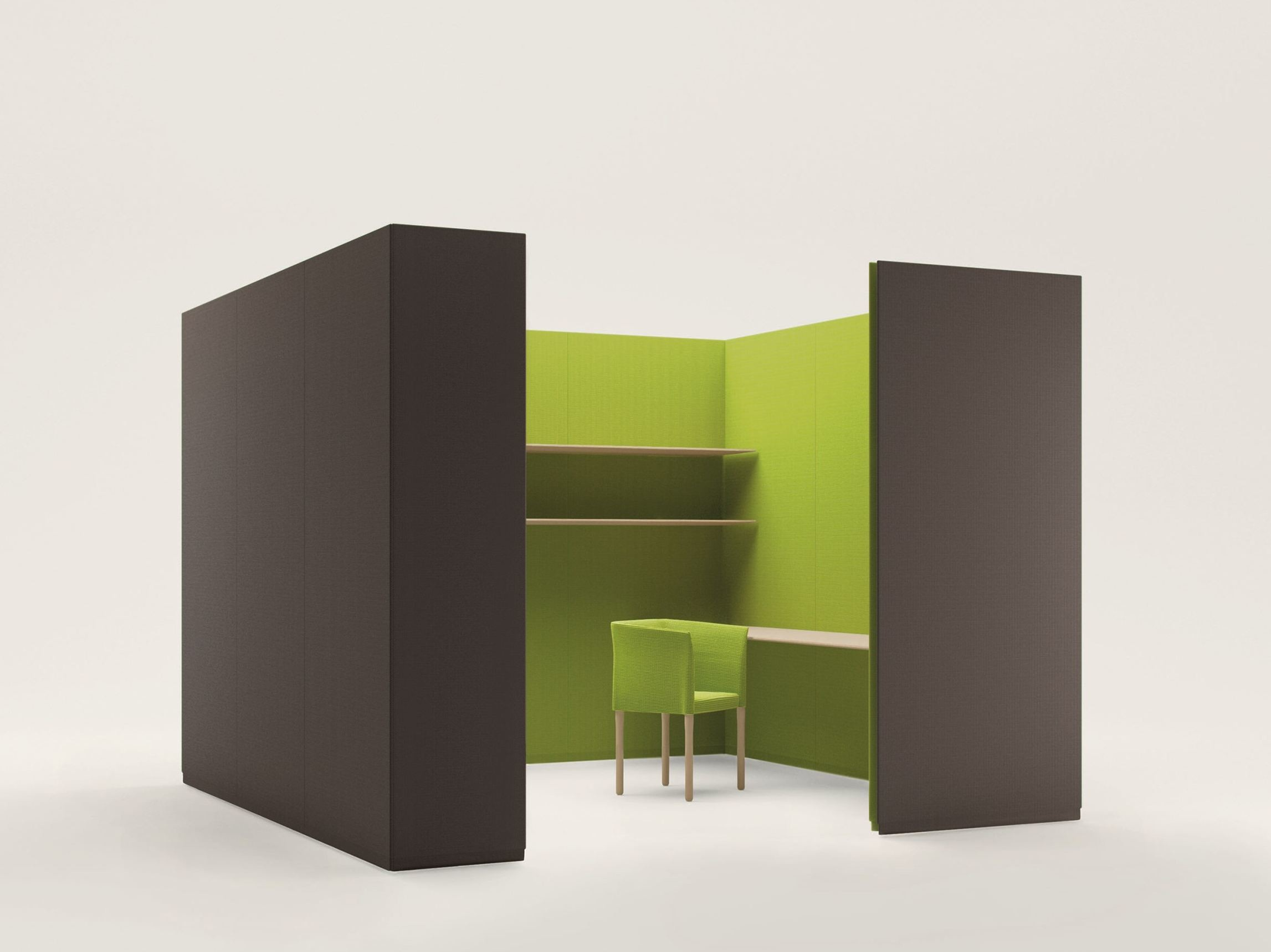 2294x1719 Build Free Standing Workstation Screen By Paola Lenti Design Fabric Room  Divider. good interior design ...