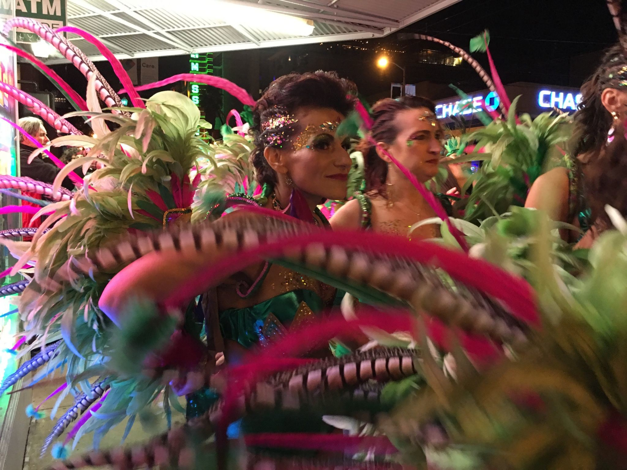 2048x1536 Mardi Gras dancers take over SF's Mission; Colorful Carnaval celebration  counteracts 'hate'