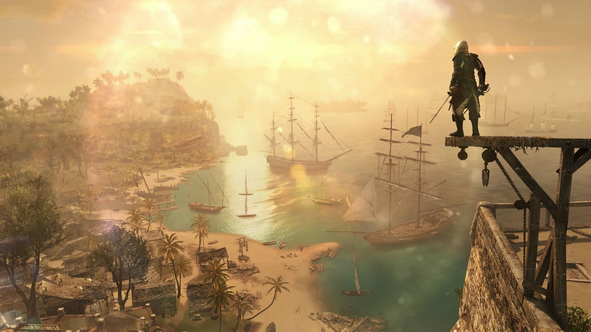 Assassins Creed Black Flag Wallpapers (80+ Images