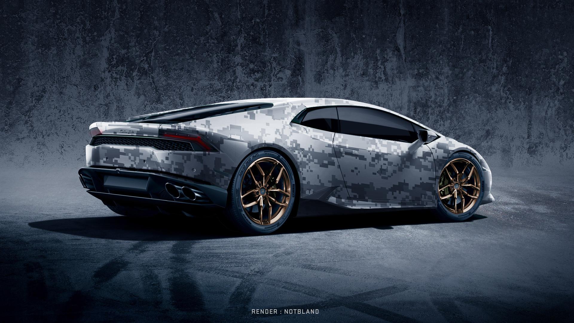 Lamborghini Huracan Hd Wallpaper 65 Images