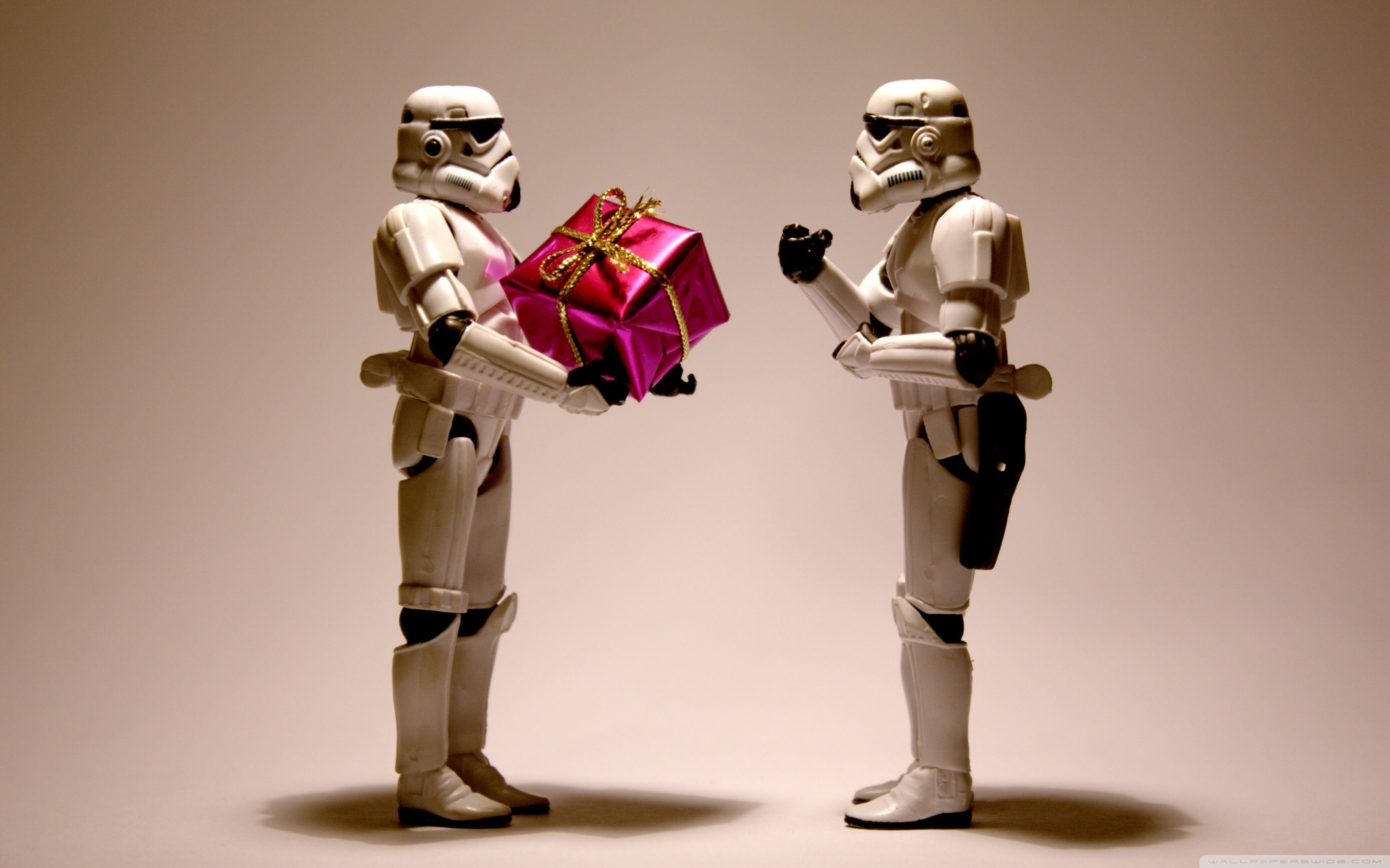 A Holiday Message from Den of Geek | Den of Geek |Funny Star Wars Christmas Wallpaper