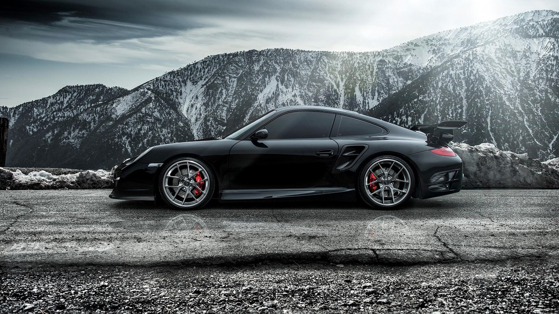Porsche Carrera S Coupe by TechArt Wallpaper  x