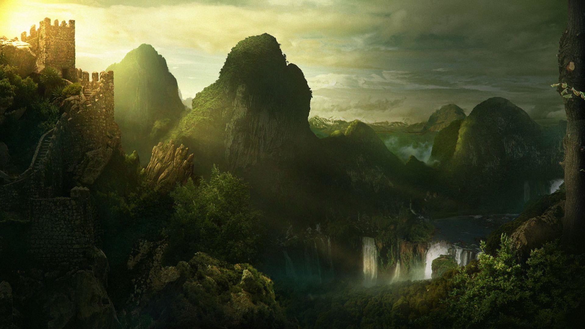 Epic Fantasy Wallpapers (70+ Images