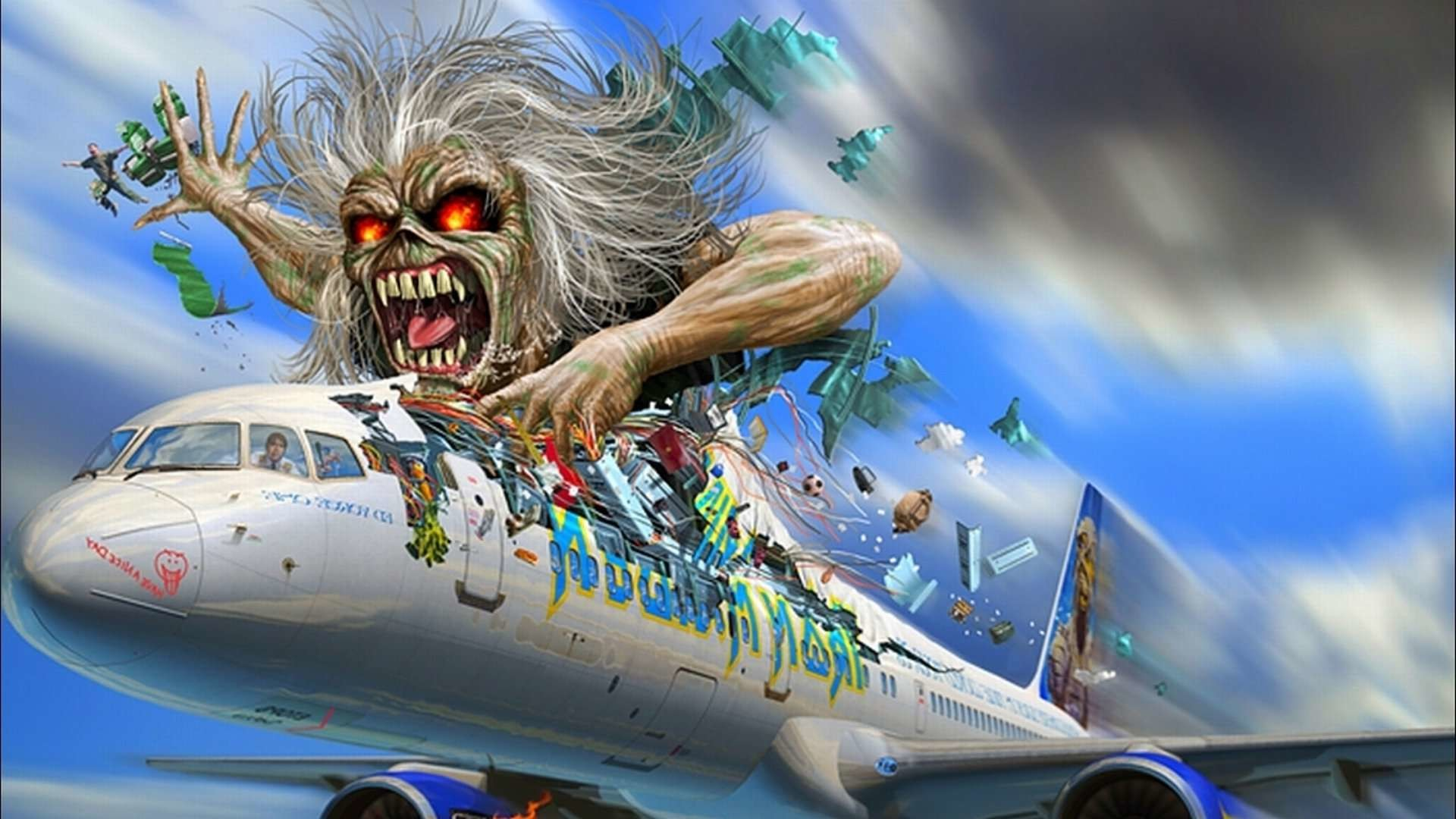 Iron Maiden Wallpaper 78 Images