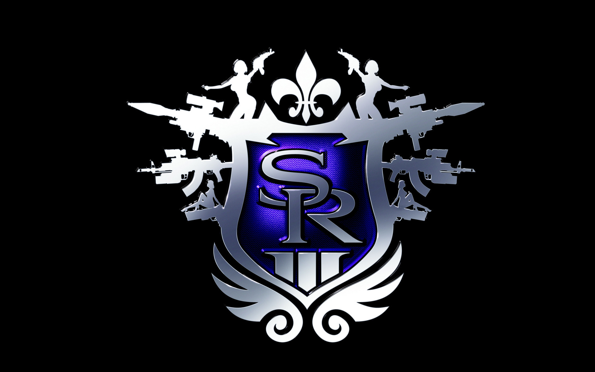 1920x1200 saints row 4 logo - Buscar con Google