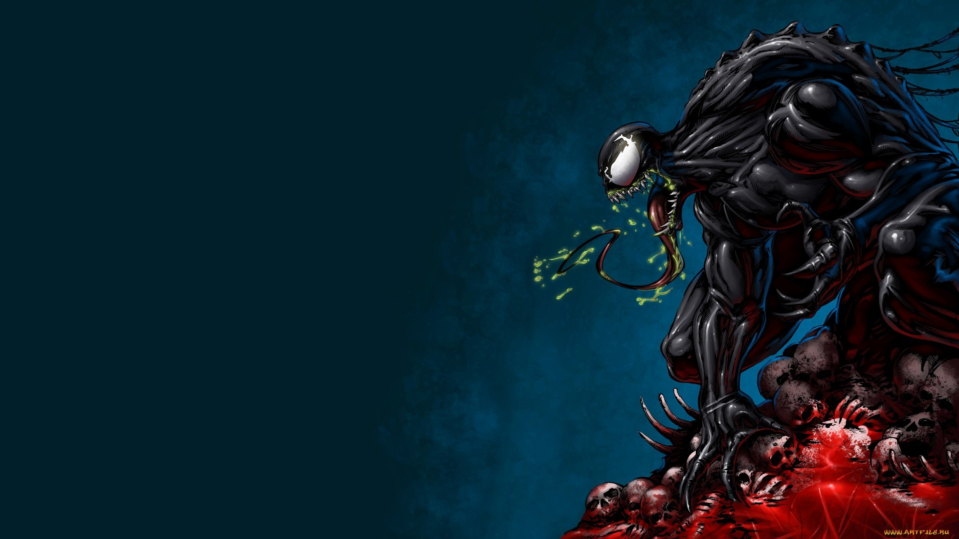 1920x1080 Venom Wallpaper Full HD Free Download