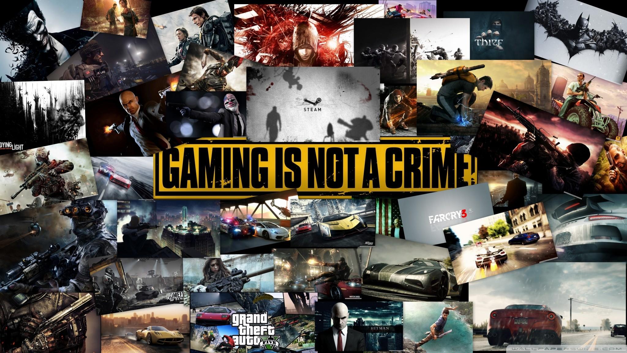 2048x1152 Gaming Wallpaper 90 Images