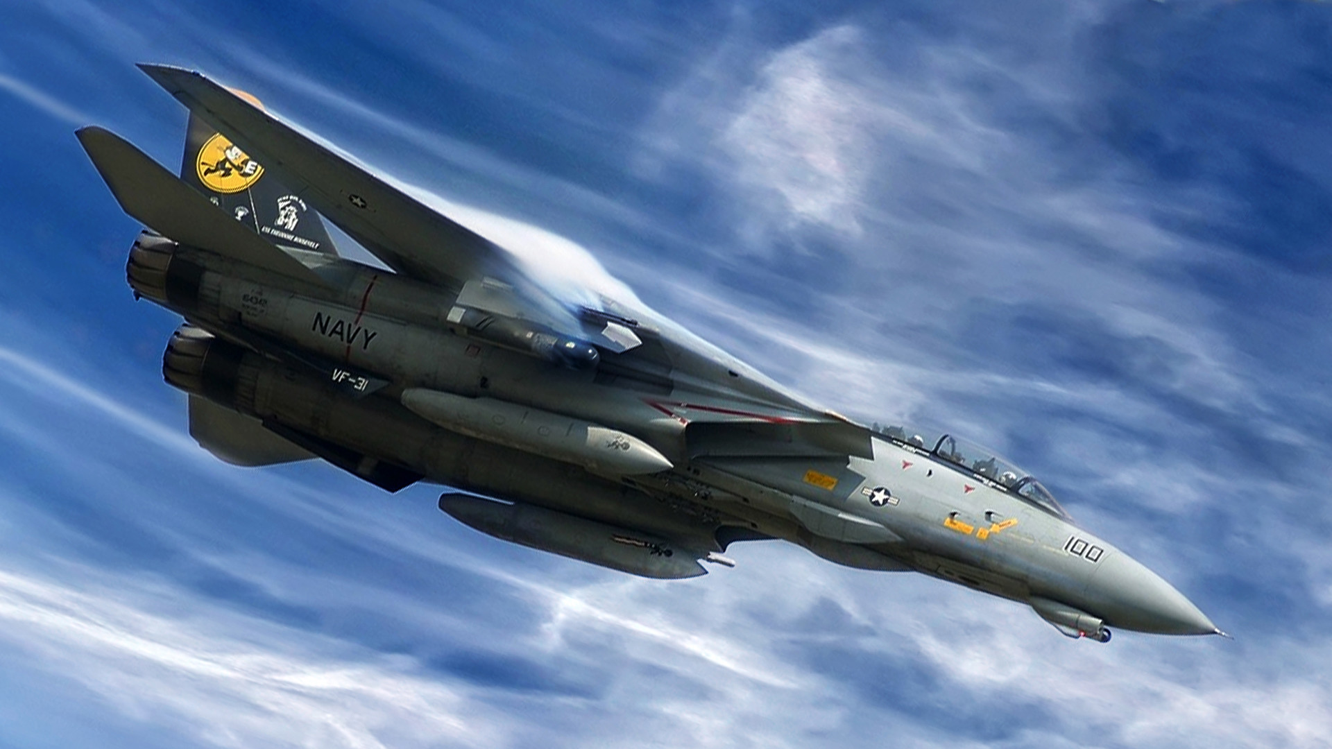 1920x1080 Grumman F-14 Tomcat HD Wallpaper | Hintergrund |  | ID:151861 -  Wallpaper Abyss