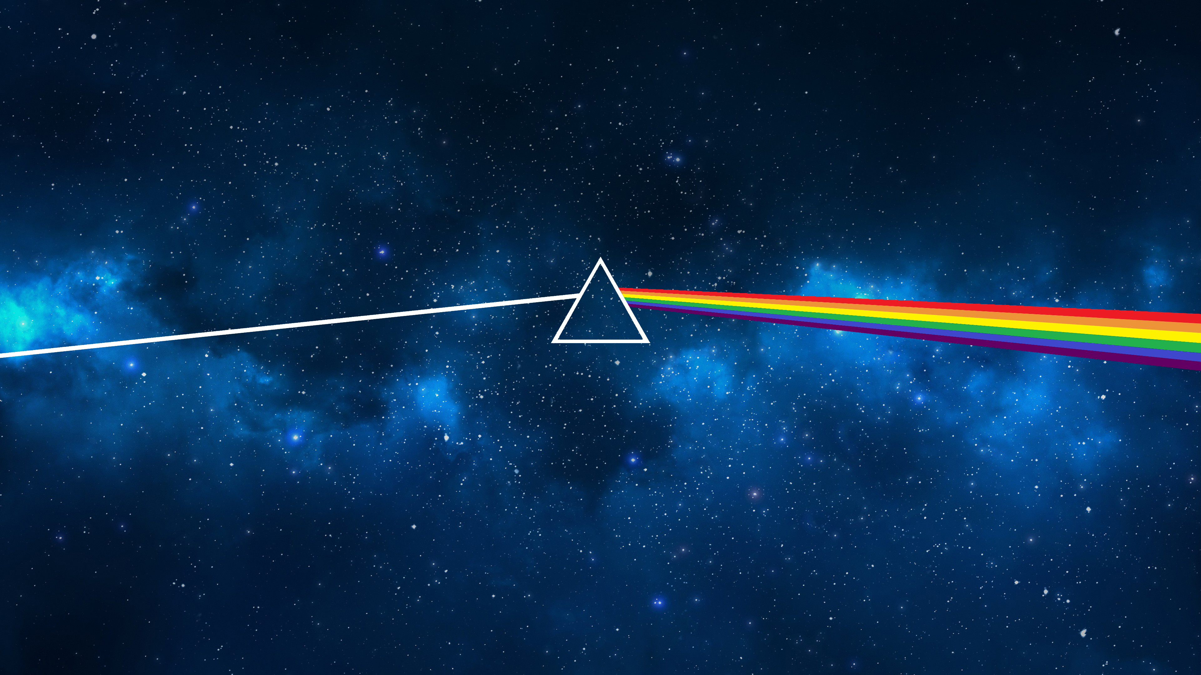 3840x2160 Dark Side of the Moon Wallpapers