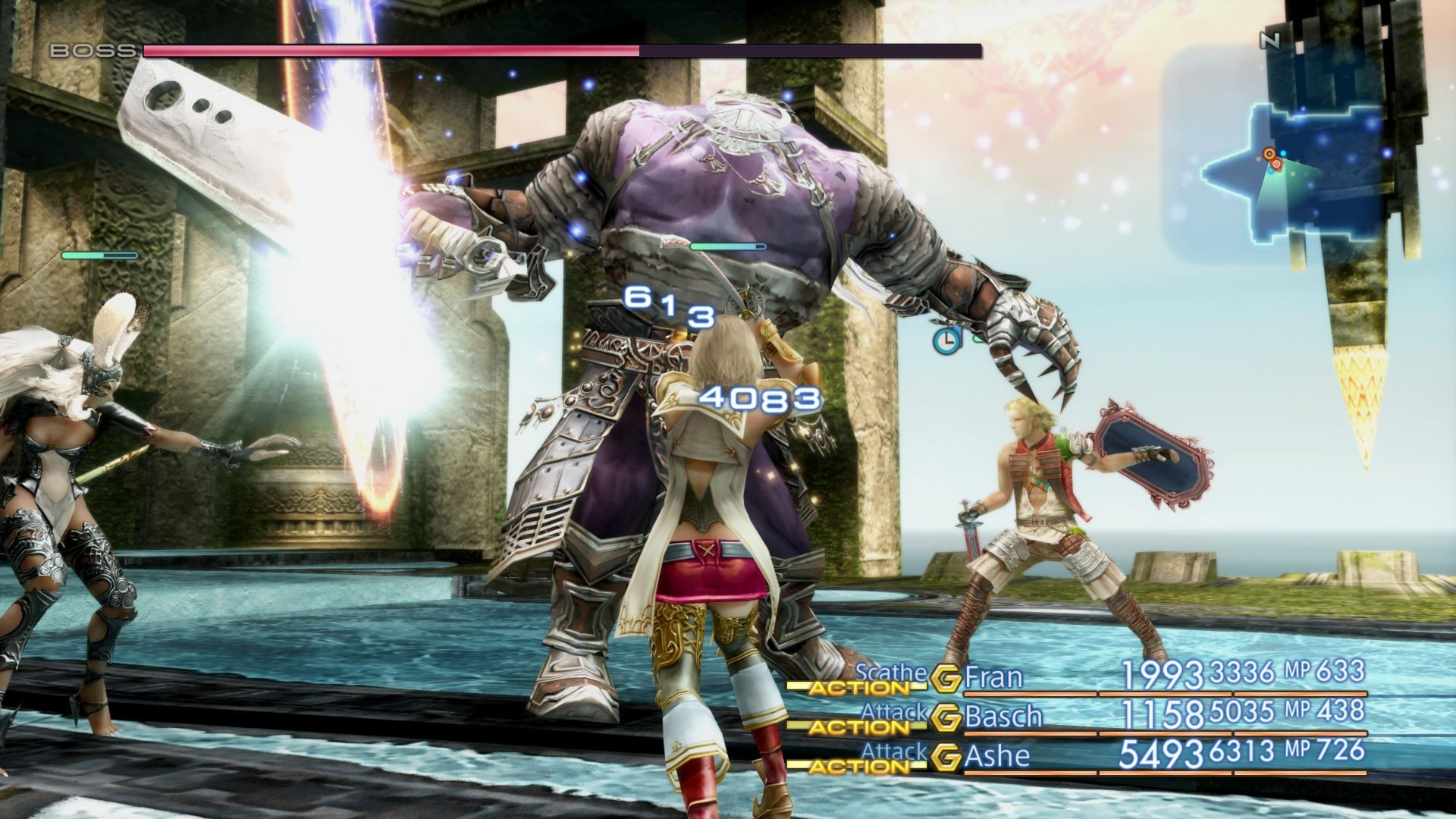 1920x1080 ... Final Fantasy XII: The Zodiac Age screenshot 3 ...