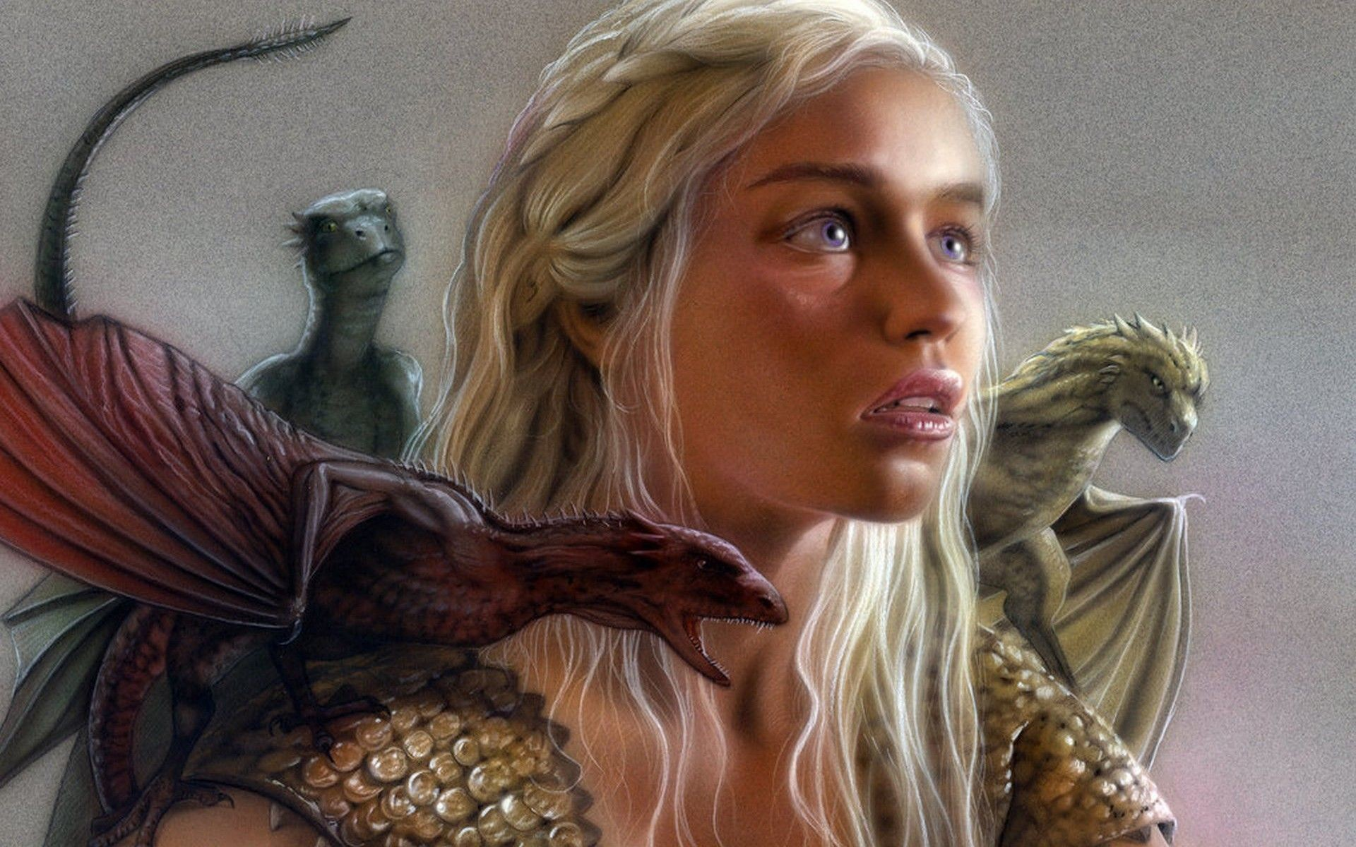 1920x1200 Game of Thrones images Mother of Dragons HD wallpaper and .