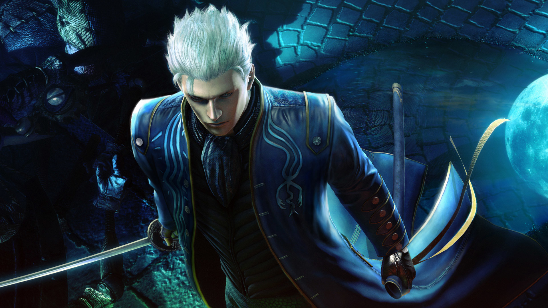 Devil May Cry 4 Wallpaper (69+ images)