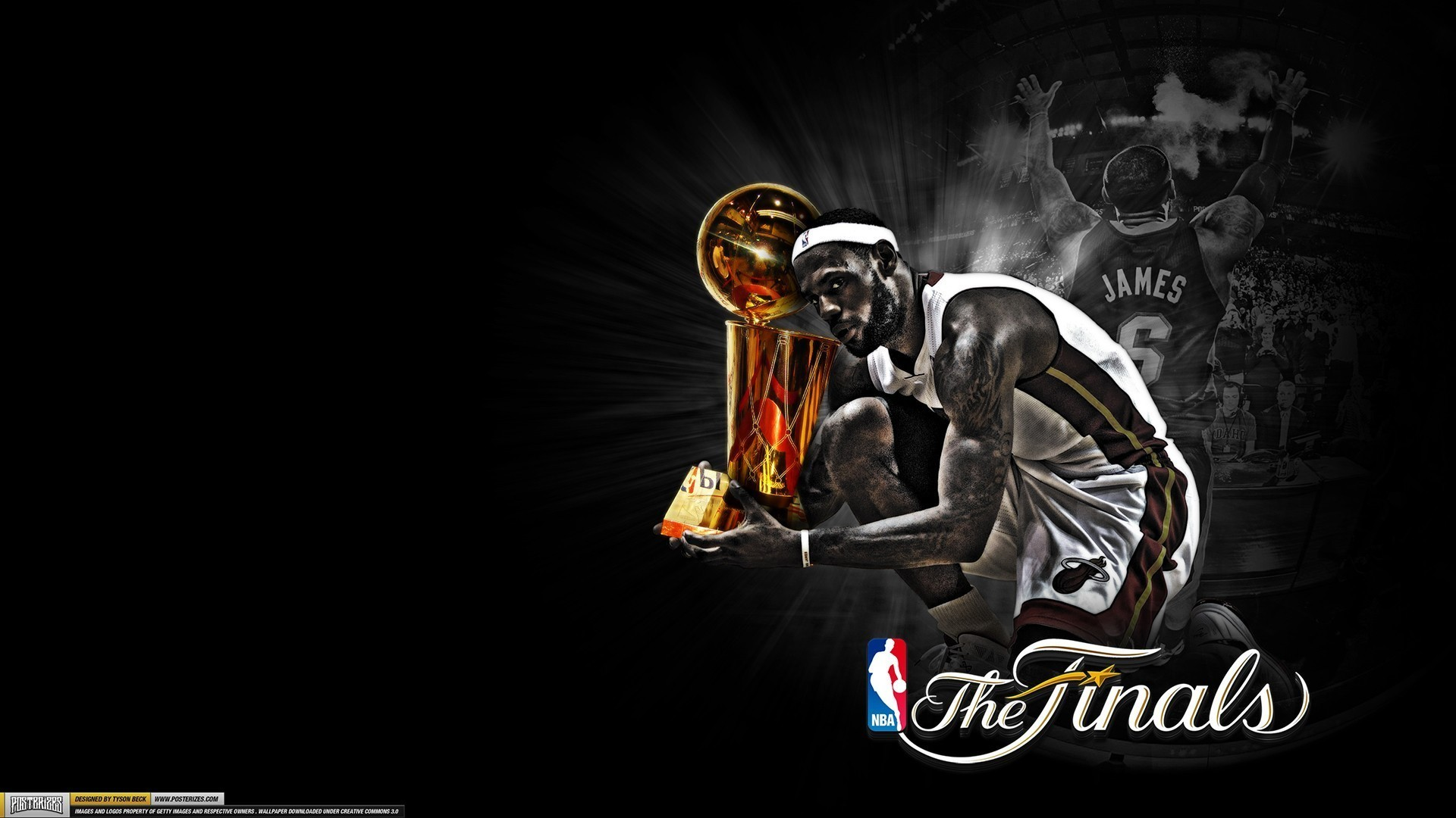 1920x1080 Lebron james miami heat nba basketball player wallpaper