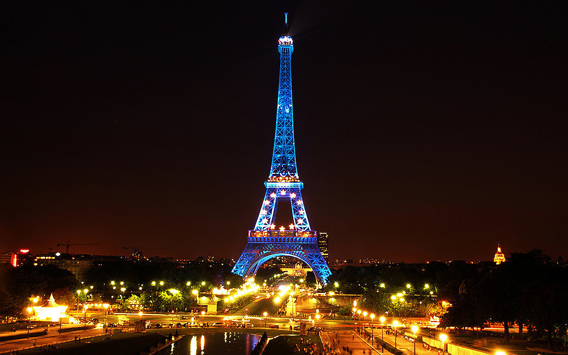 Paris At Night Wallpaper 75 Images