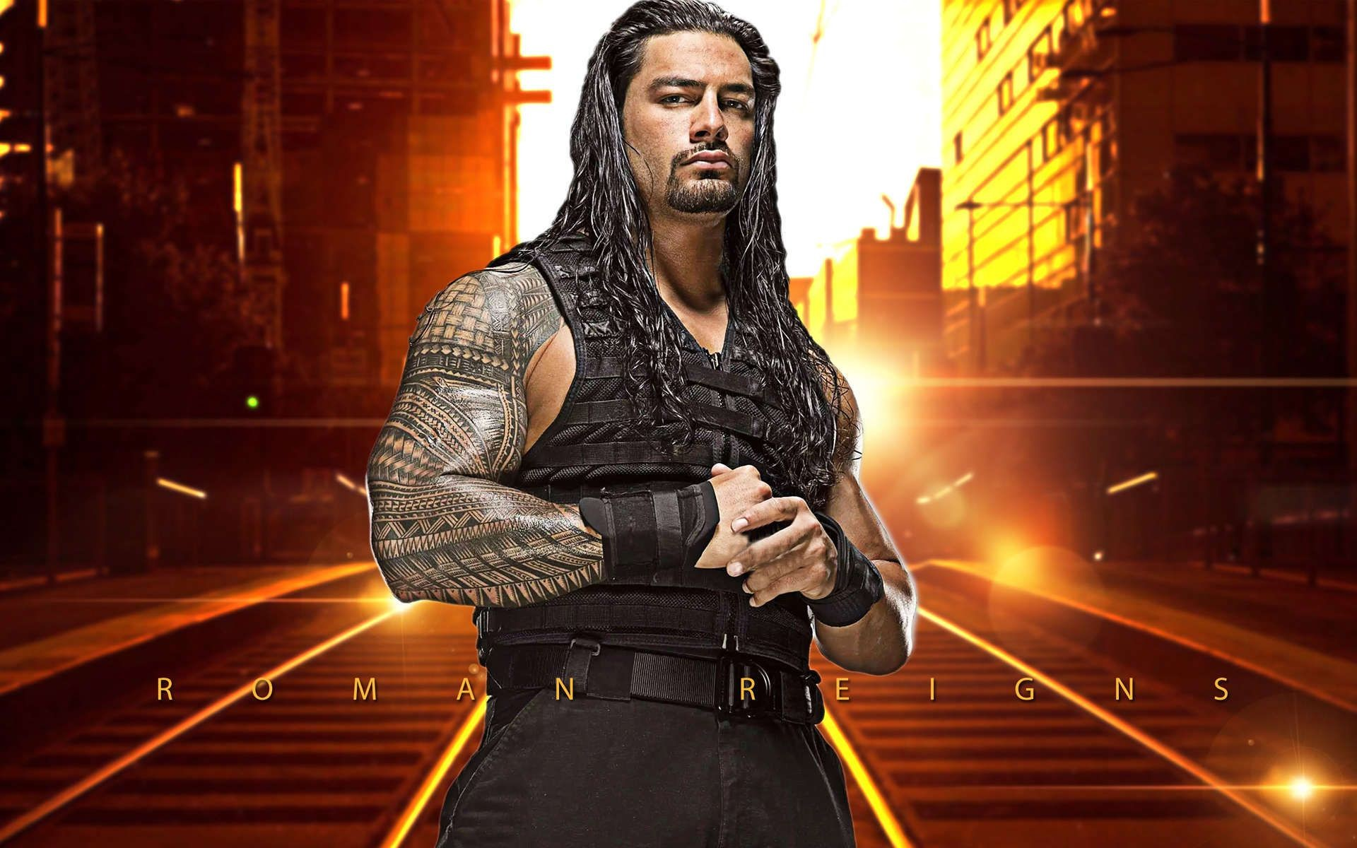 1920x1200 wwe roman reigns latest wallpapers download