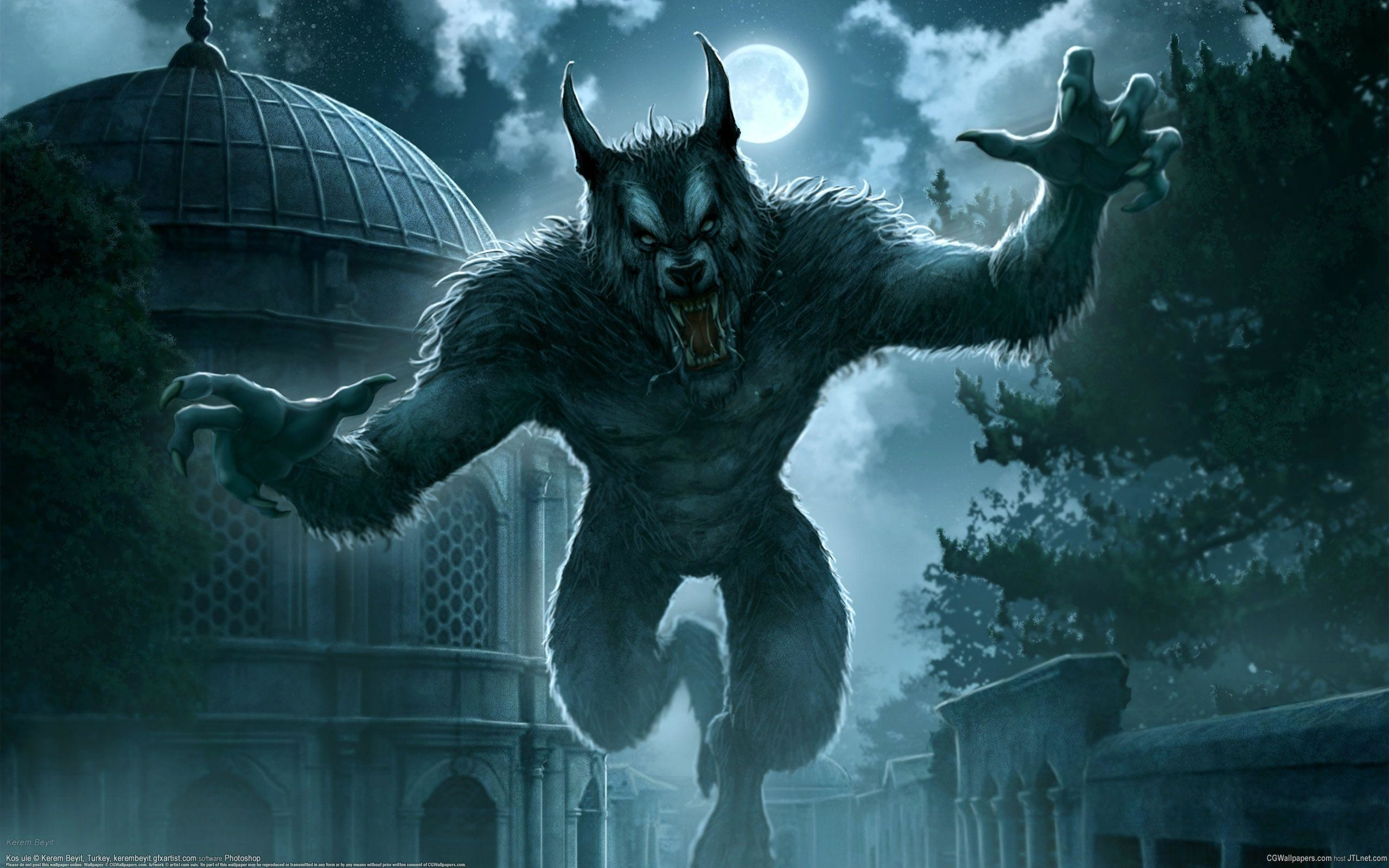 2560x1600 151 Werewolf Wallpapers | Werewolf Backgrounds