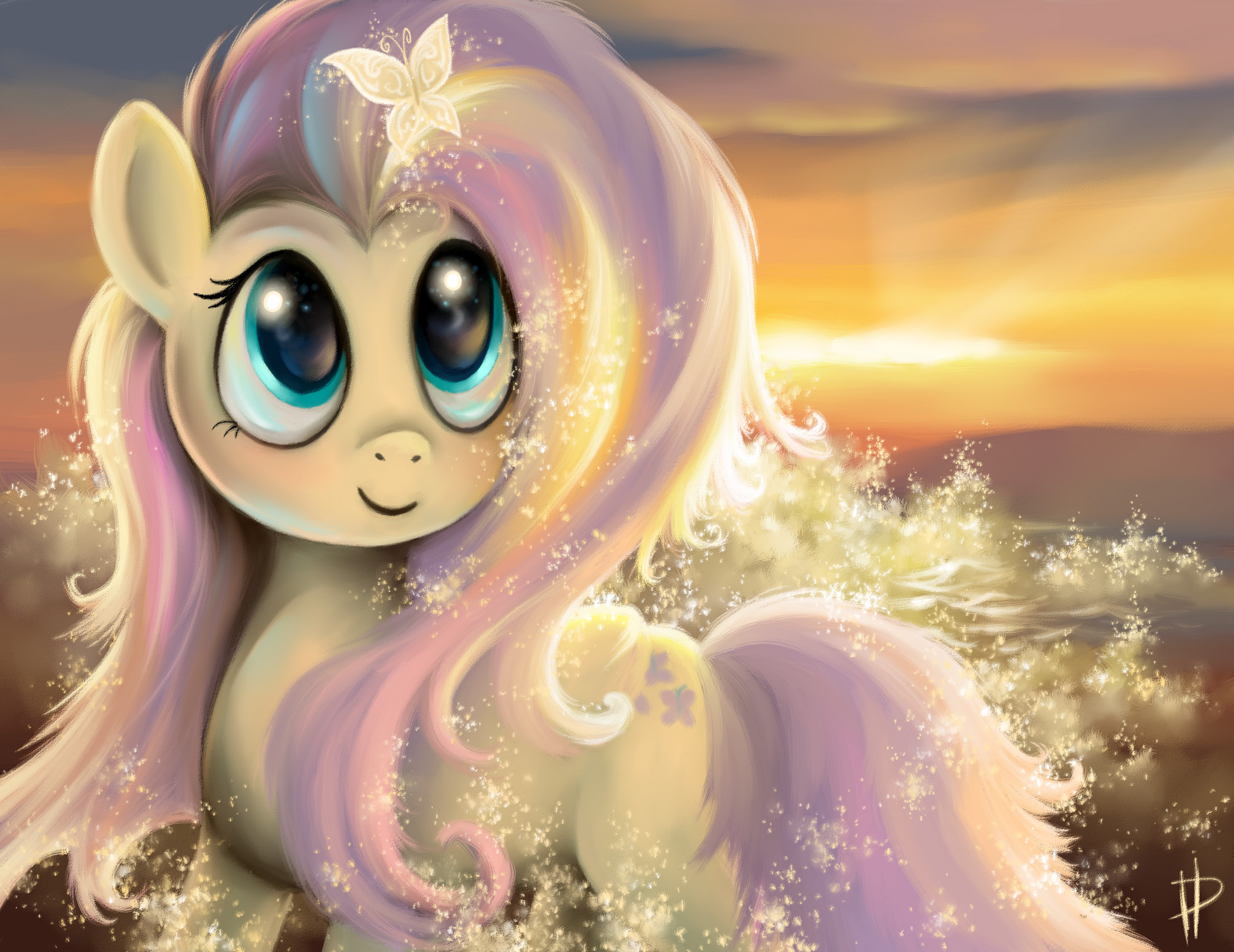 1920x1481 Image result for fluttershy artwork
