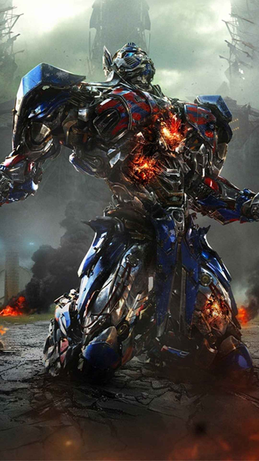 1080x1920  Movies iPhone 6 Plus Wallpapers - Transformers Optimus Prime  Movie iPhone 6 Plus HD Wallpaper #Movies #iPhone #6 #Plus #Wallpapers  #Transformers ...