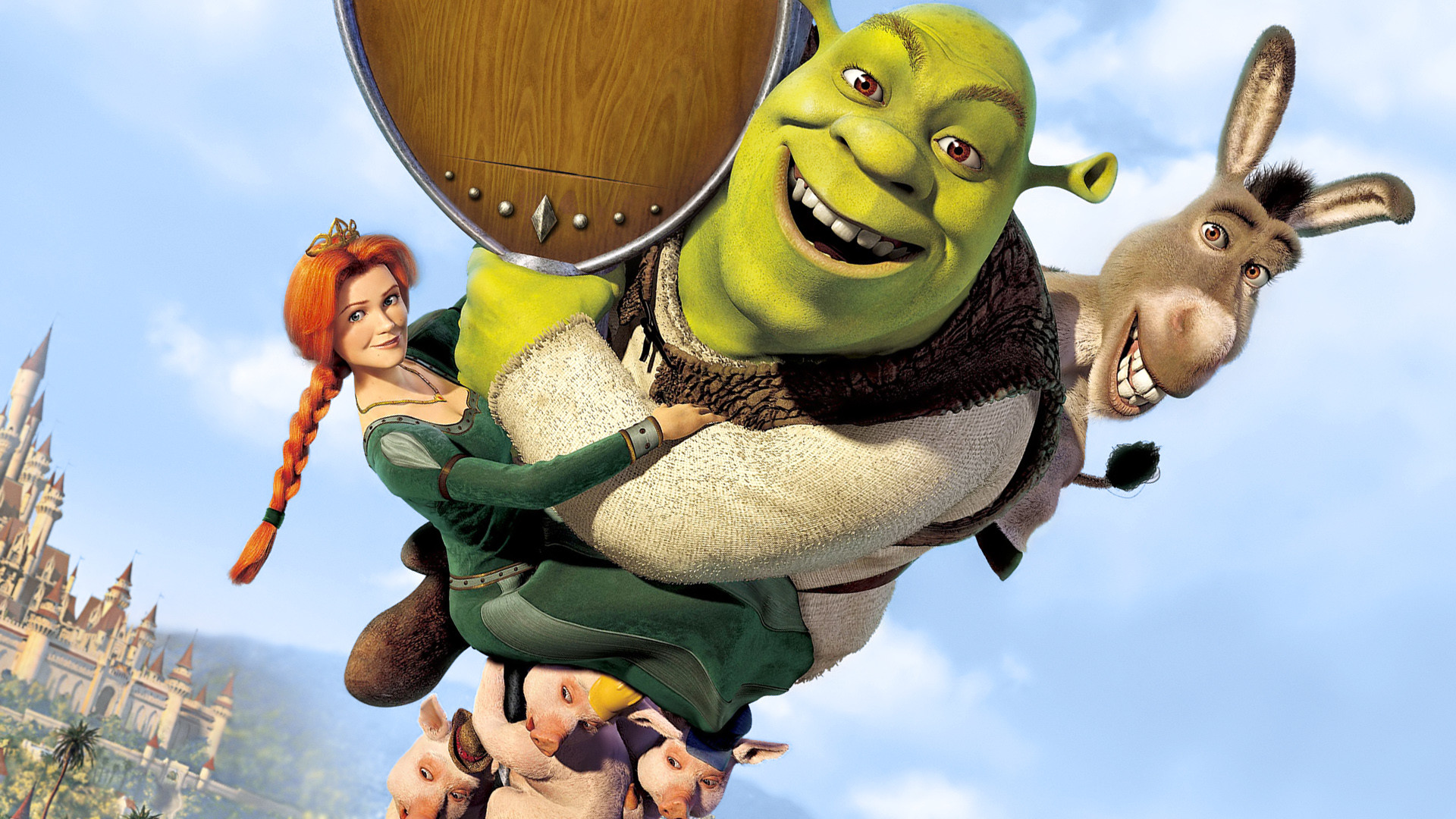 Fiona Wallpapers Shrek 2 (69+ images)