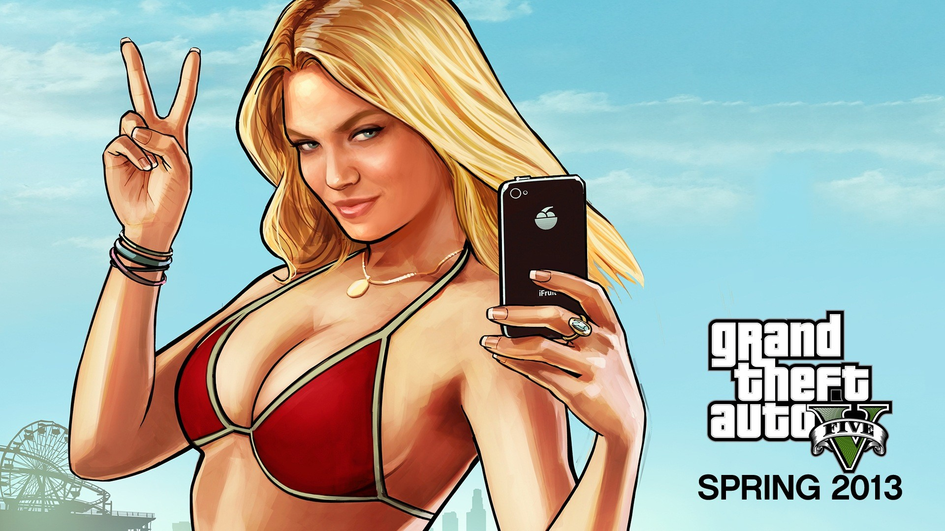 1920x1080 Grand Theft Auto V GTA 5 HD game wallpapers #5 - .
