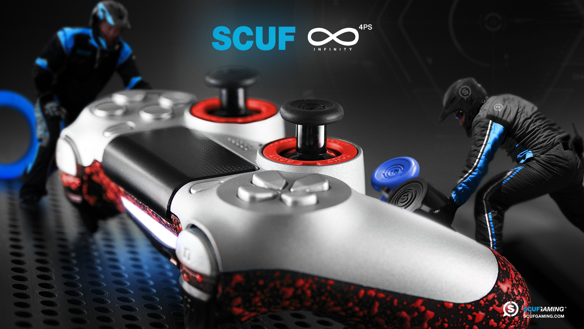 1920x1080 Infinity4ps secure thumbsticks